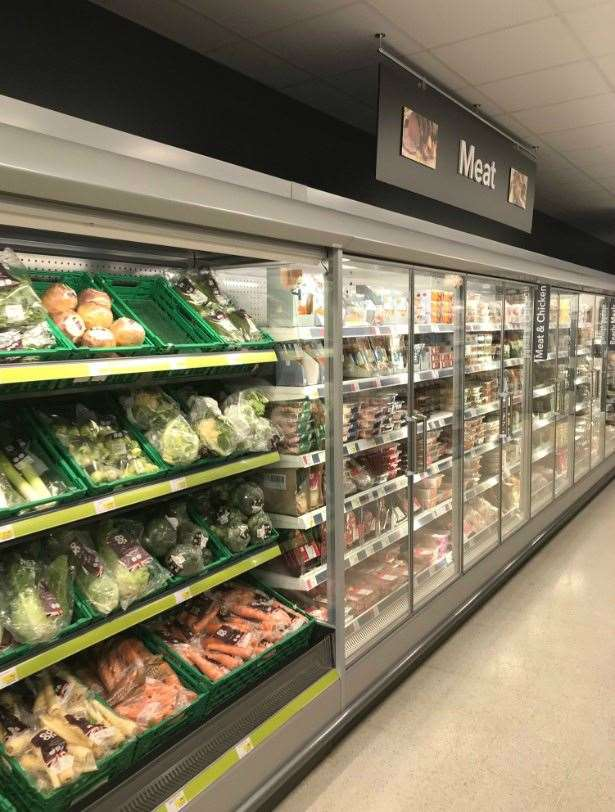 Inside the store after the £72,000 revamp (13821316)