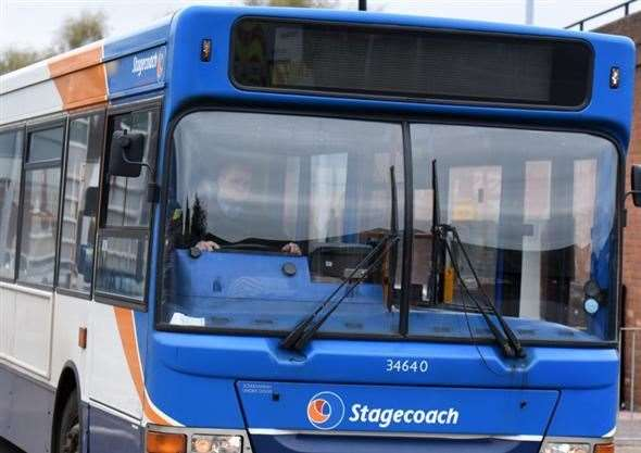 Stagecoach will run a revised and reduced timetable between Lynn and Spalding from Sunday, January 24