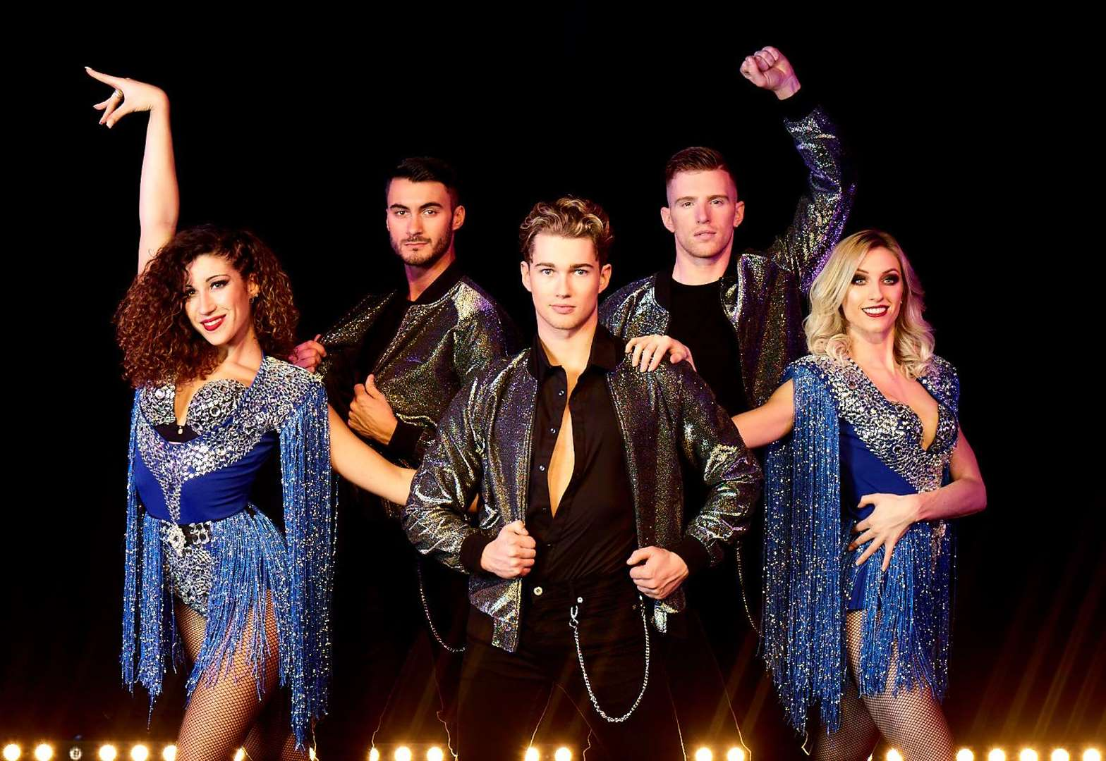 Get On The Floor with AJ Pritchard