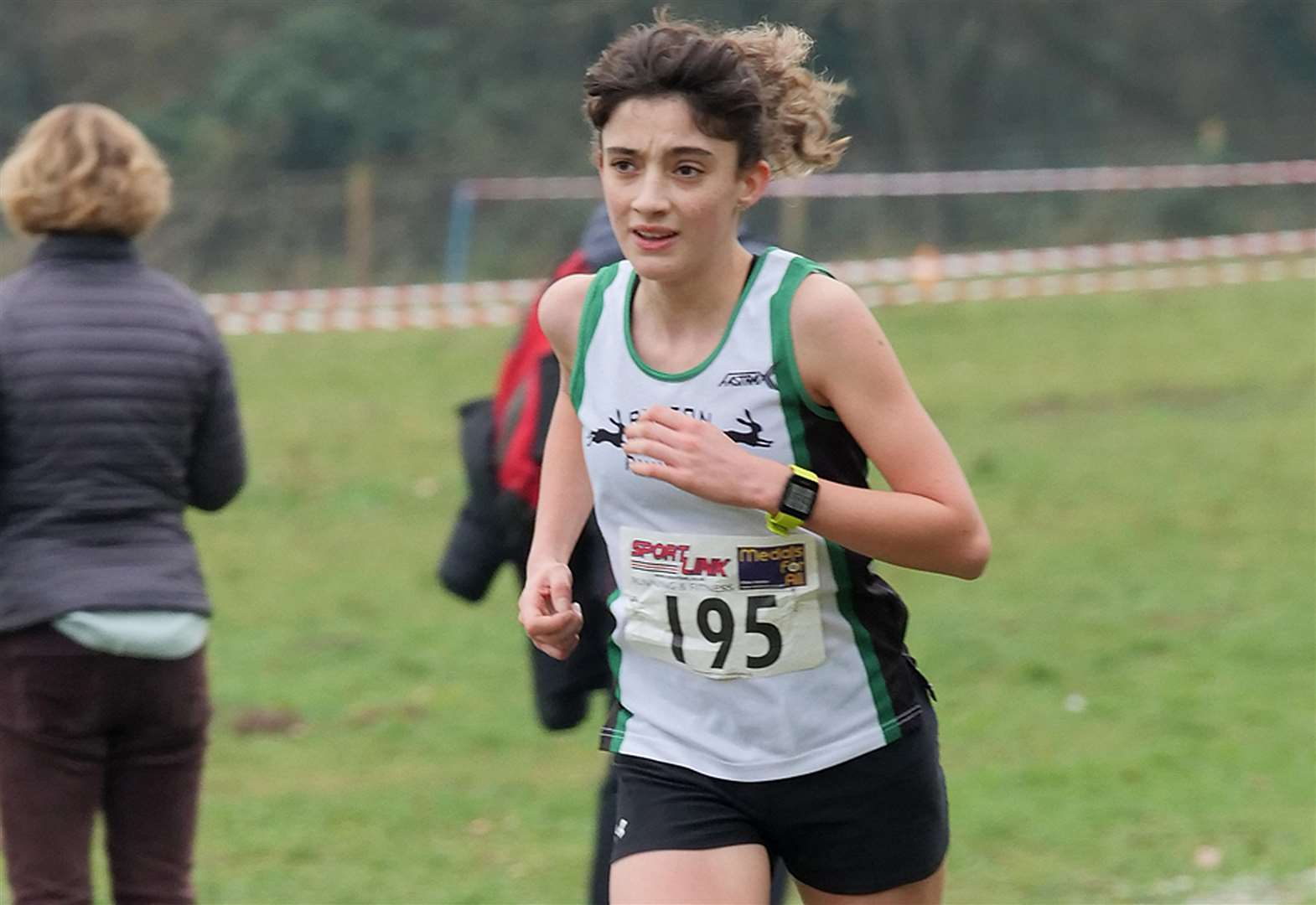 Norfolk runners converge on Thetford for cross county championships