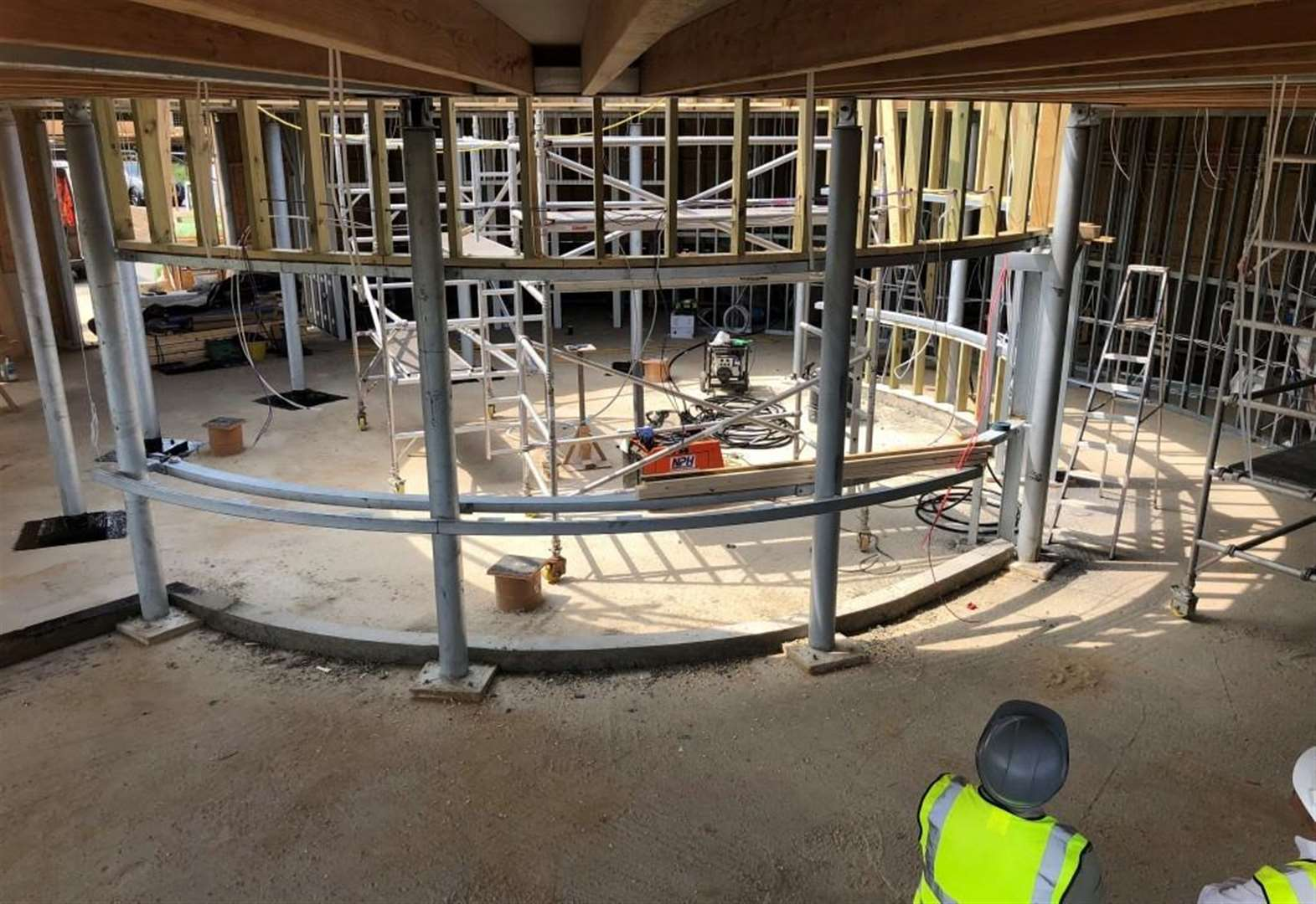 Holkham visitors' centre due for late summer opening
