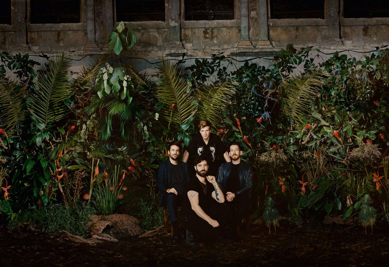 Foals to play Thetford Forest gig in summer