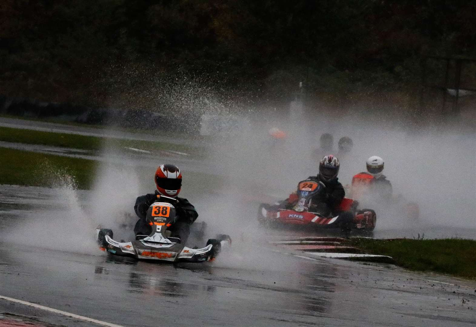 West Norfolk karting ace crowned double champion
