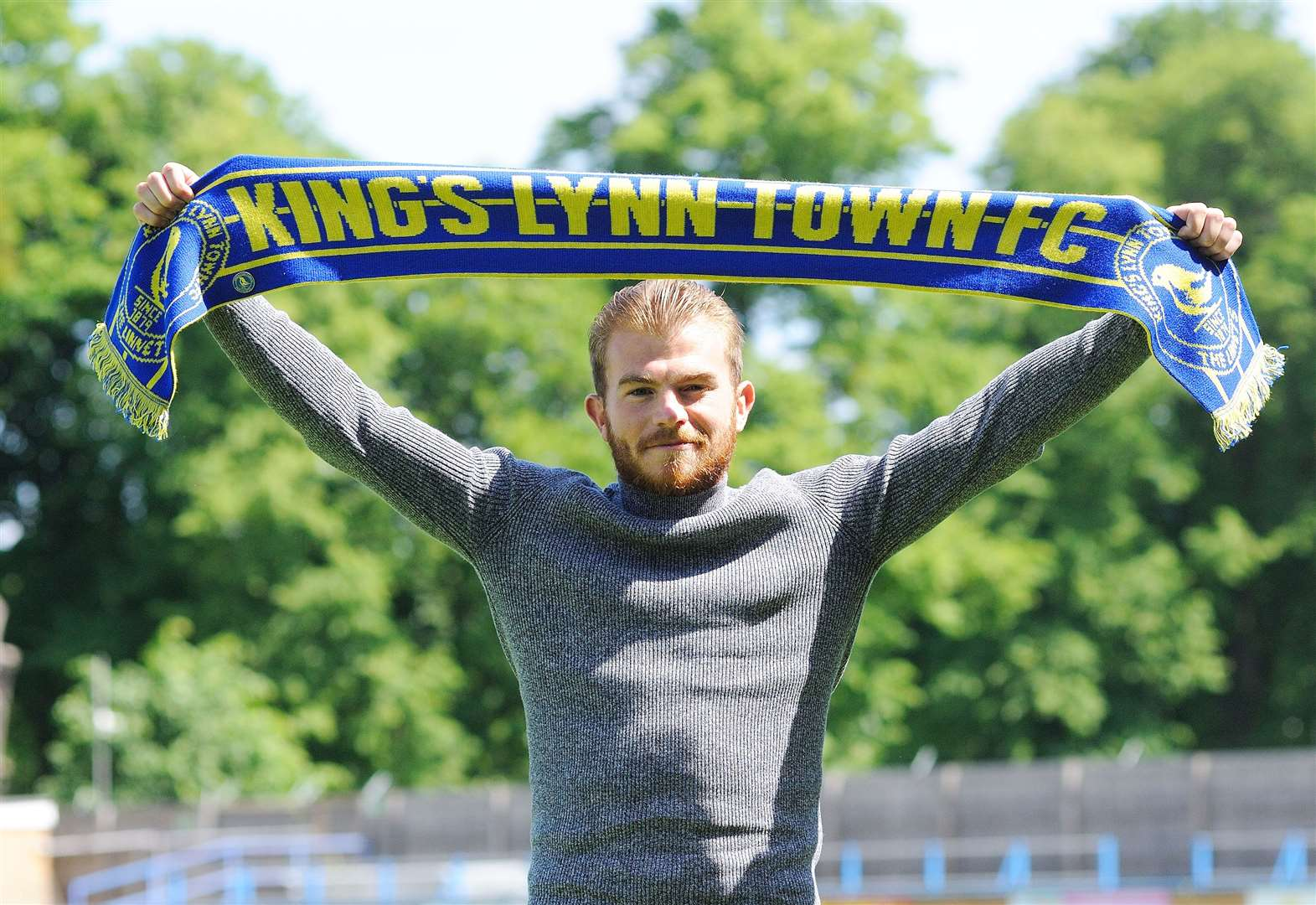 New Linnets defender admits that he has big boots to fill