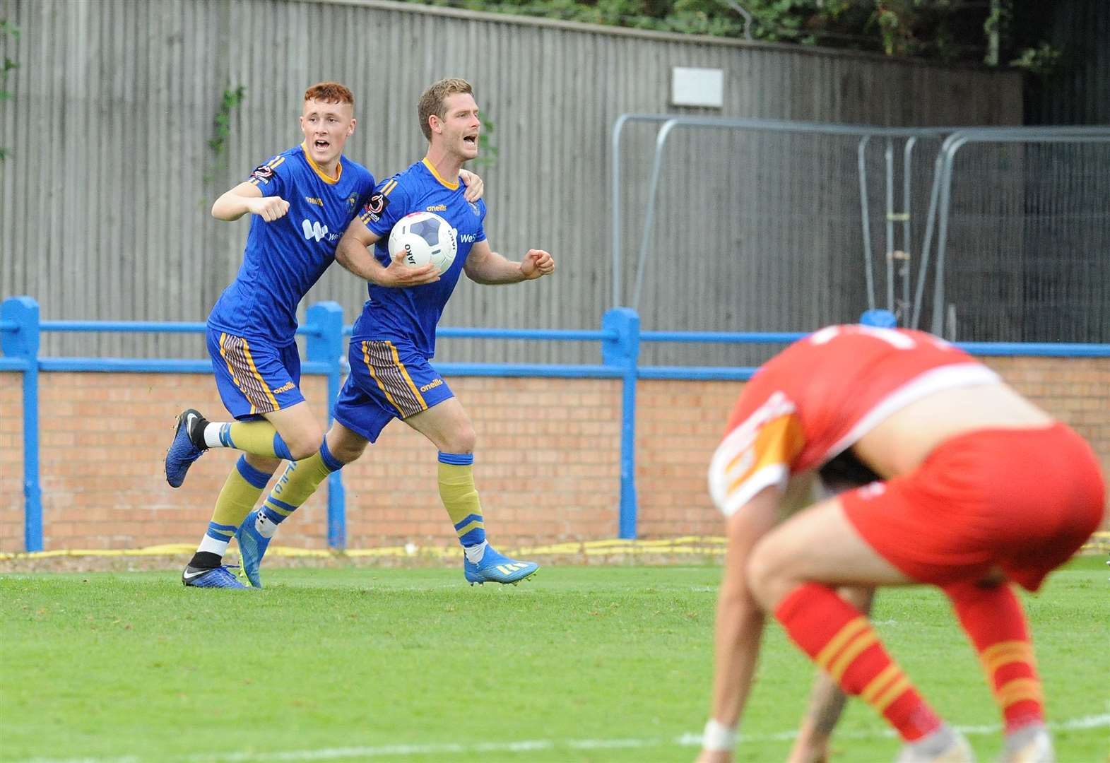 Super Marriott spares Linnets' blushes with late equaliser
