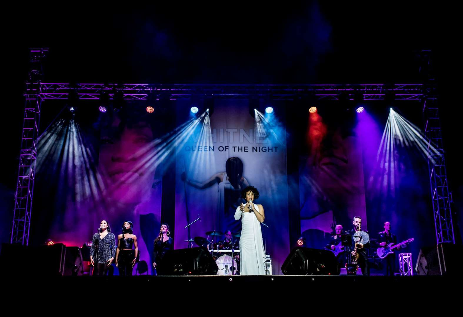 Tickets for Whitney tribute now on sale
