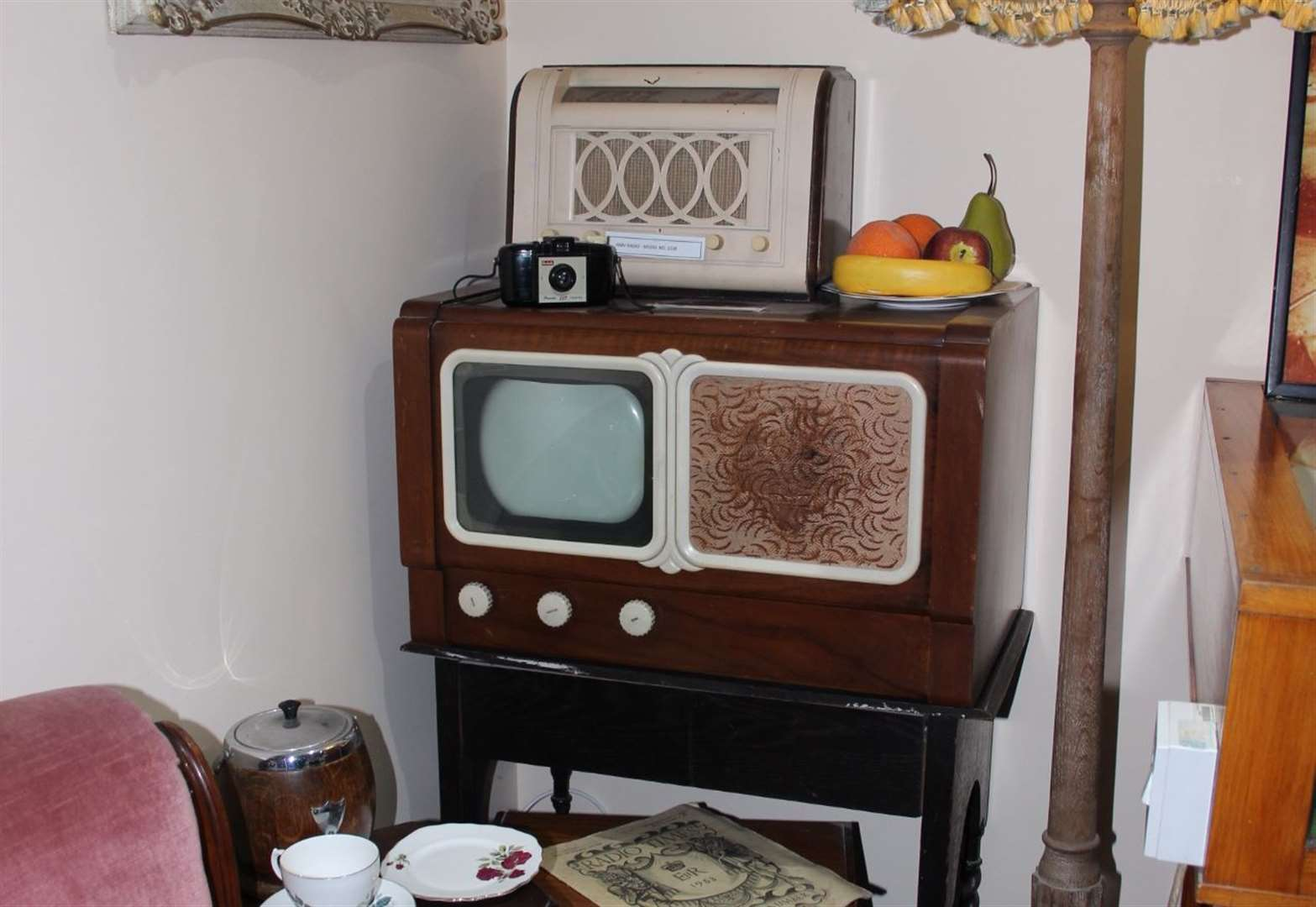 It's still back to black and white TV for a number of households in King's Lynn