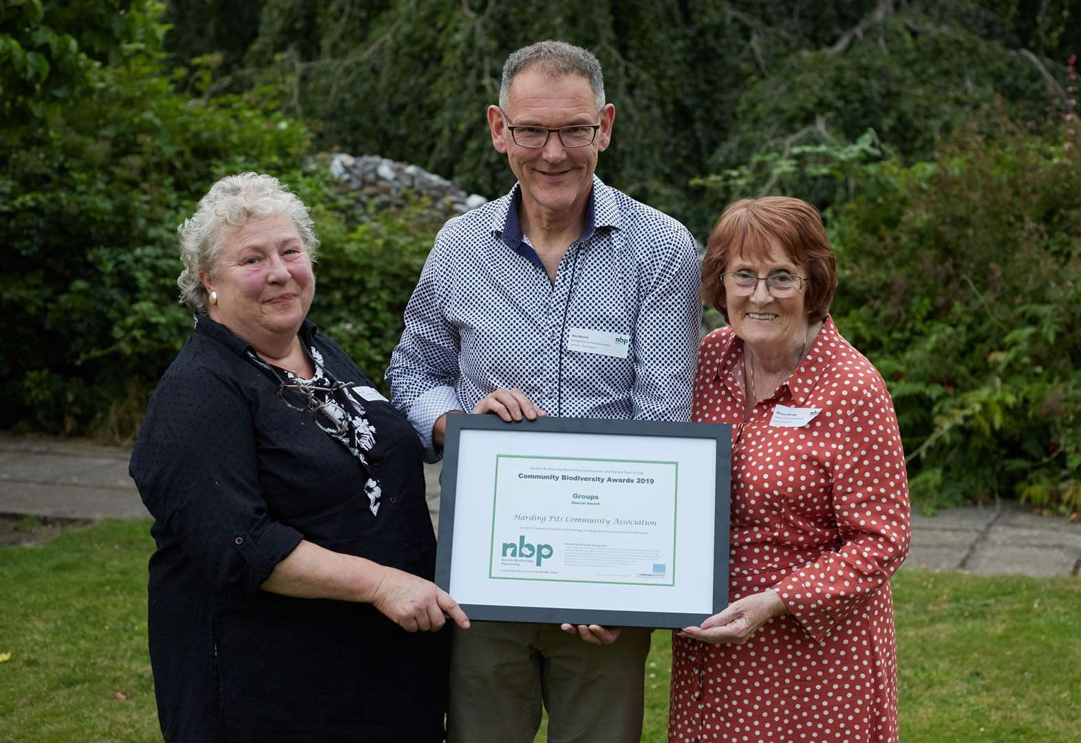 West Norfolk community groups honoured for vital biodiversity efforts