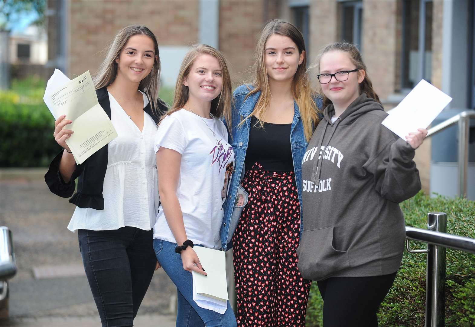 A-Level Results Day 2019: College of West Anglia