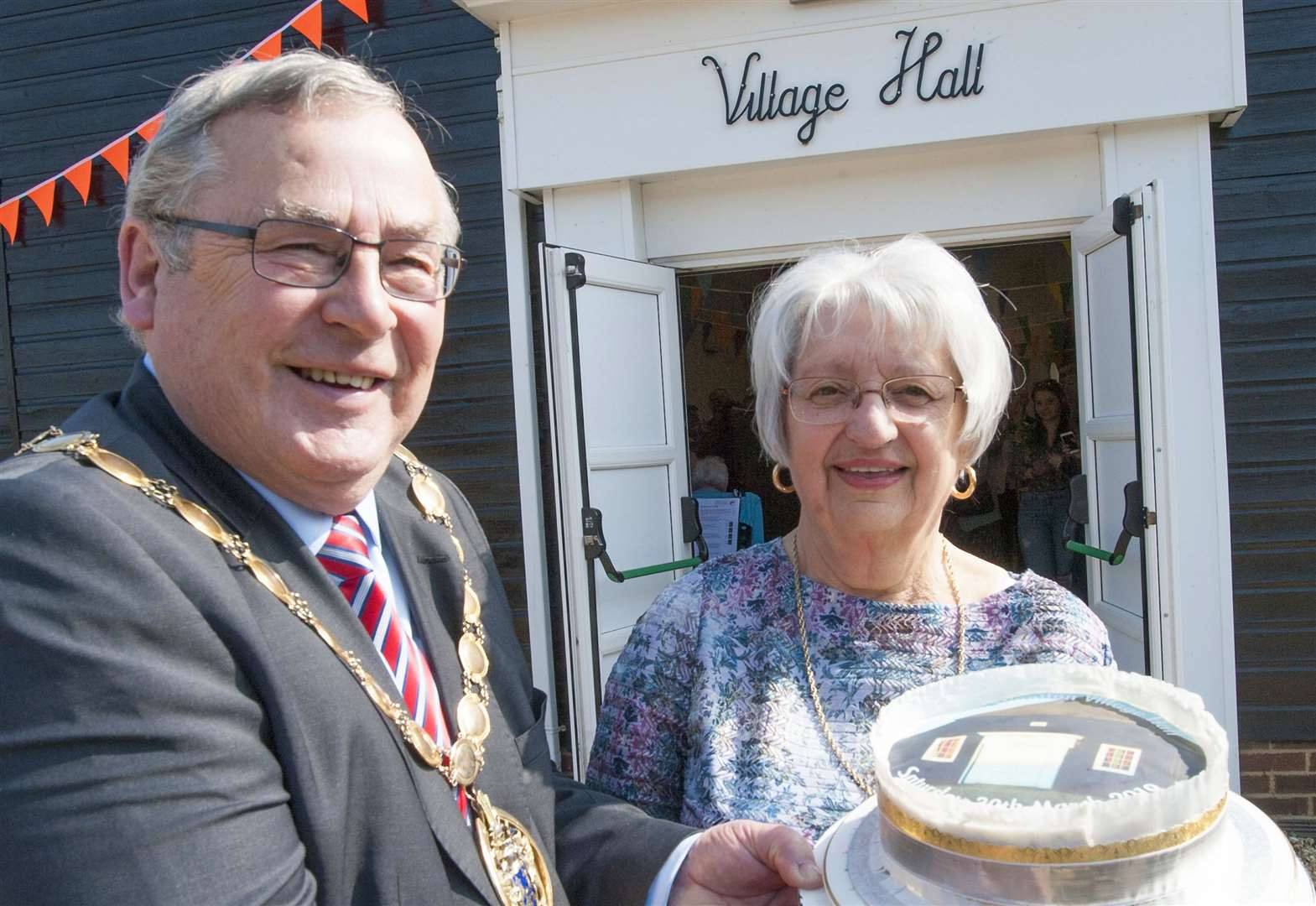 £32k grant saves village hall after a closure scare