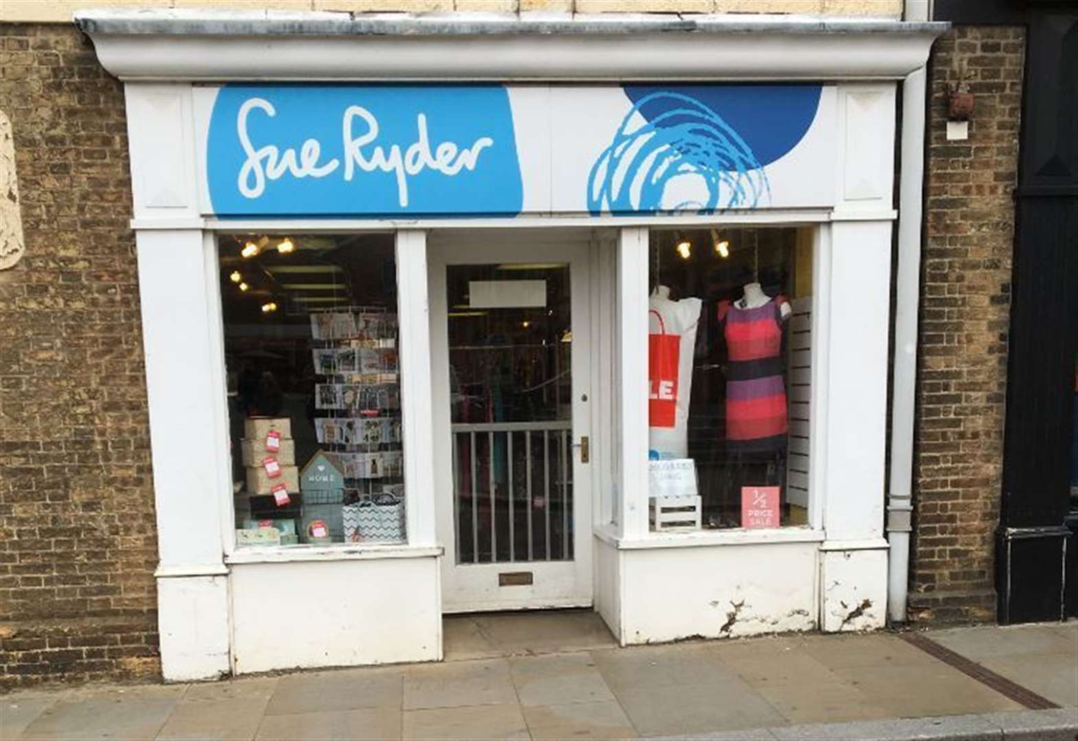 Heartless thieves target Sue Ryder Store in Downham Market, who are now appealing for donations