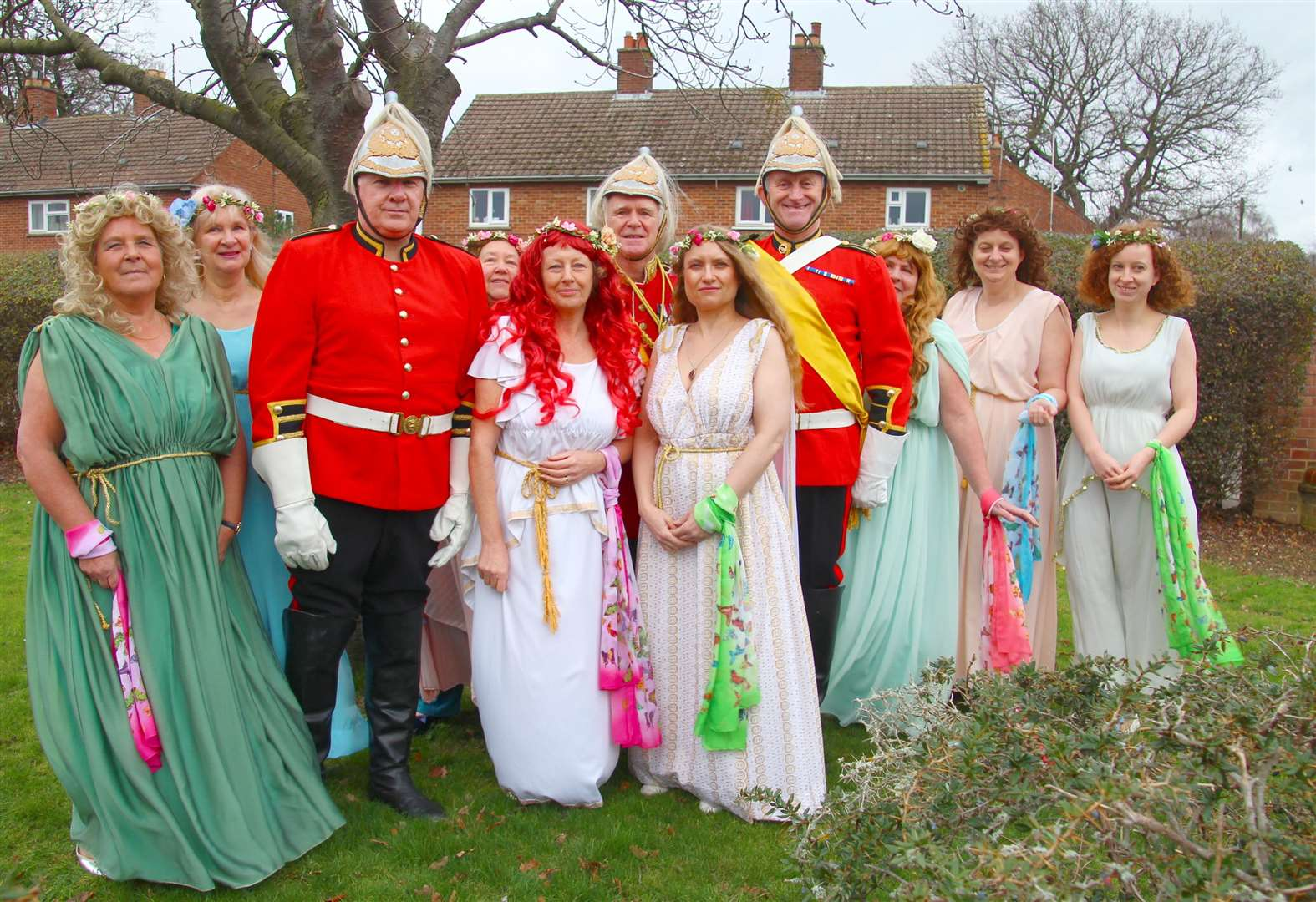 Review, Patience, West Norfolk Gilbert & Sullivan Society