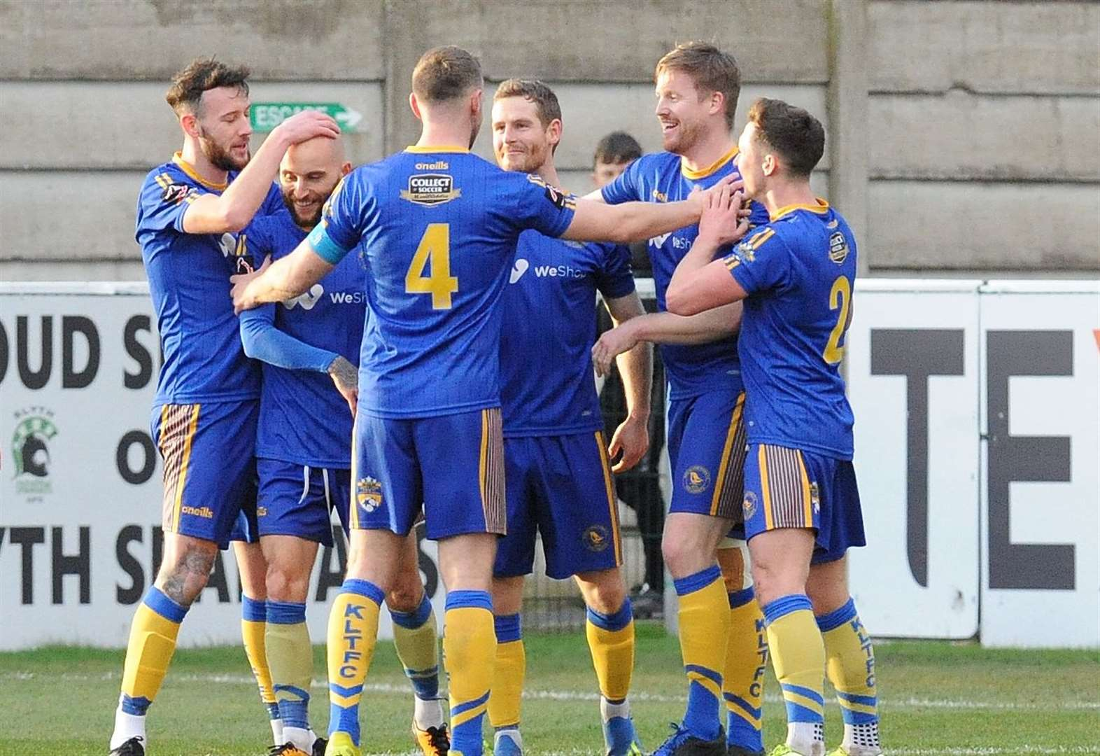 Matchday live: Chester v King's Lynn Town in the National League North