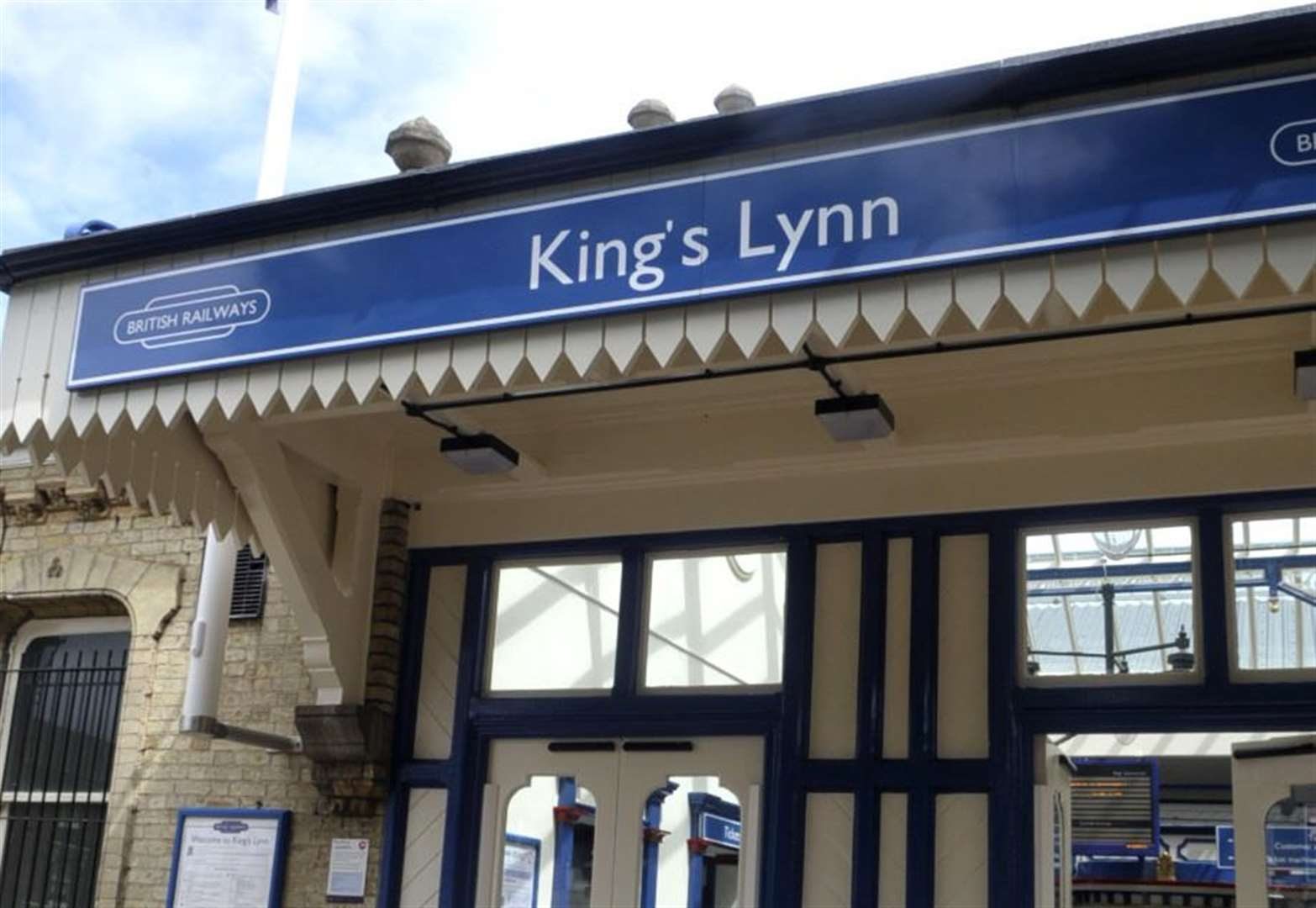 It's a bad day on the trains as King's Lynn passengers face more disruption