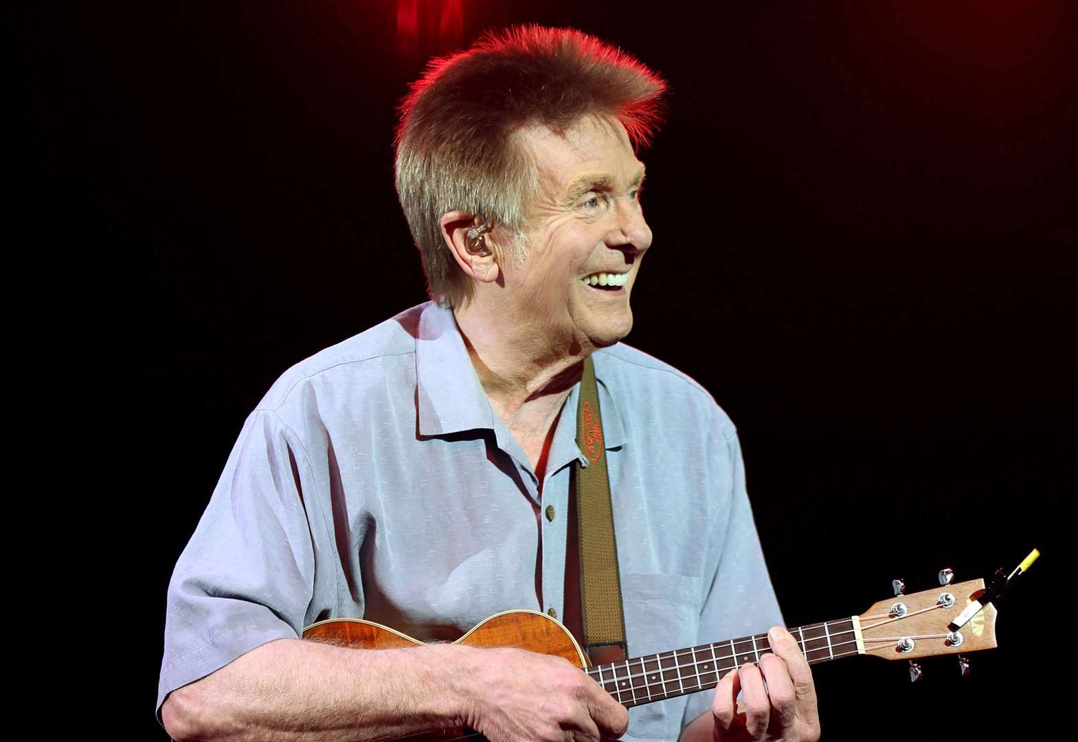 Joe Brown in town for his 60th anniversary