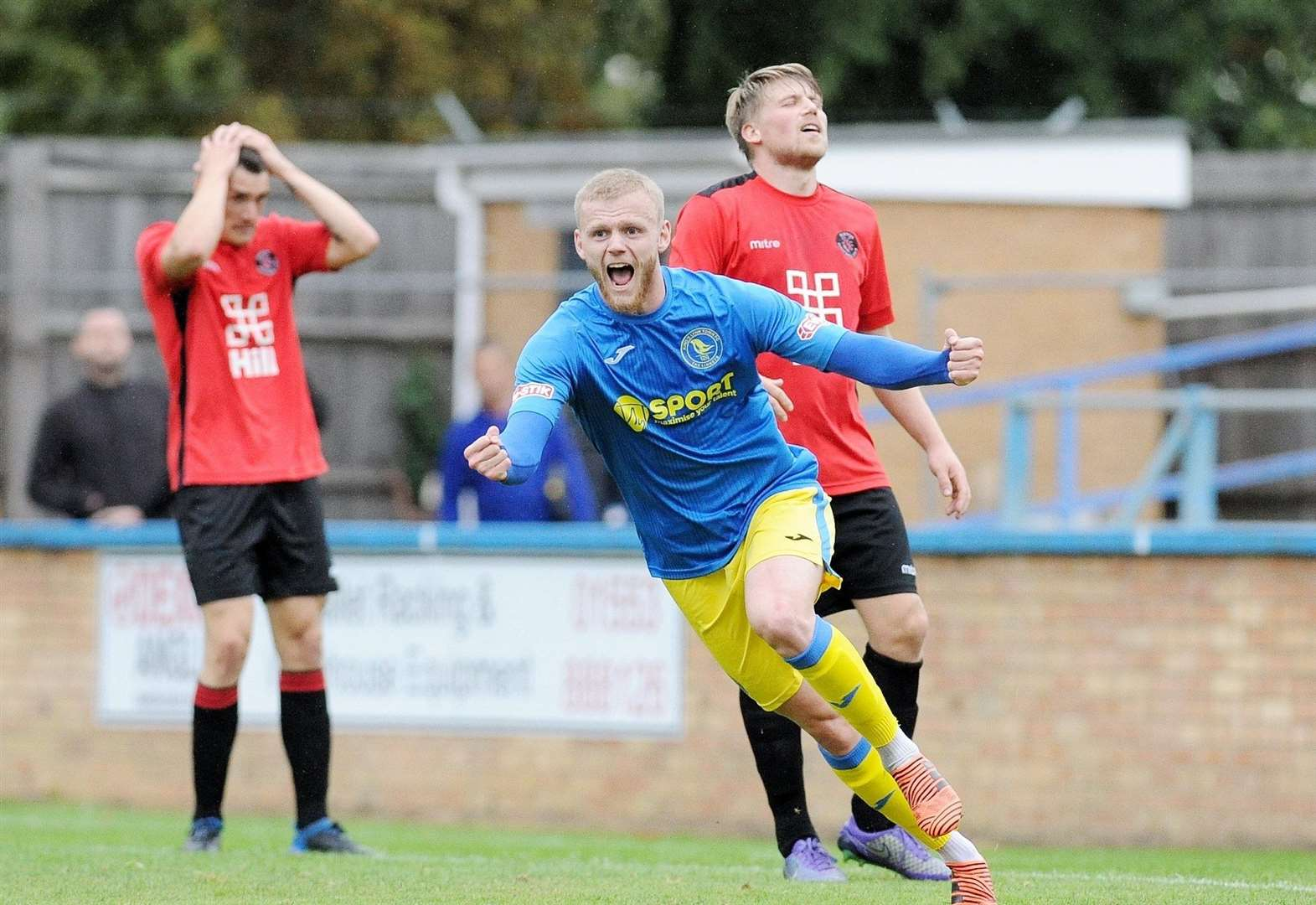 King's Lynn Town defender signs for League One giants
