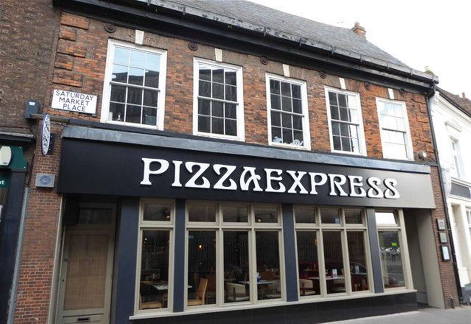 Pizza Express Stores Face Uncertainty Including In Kings