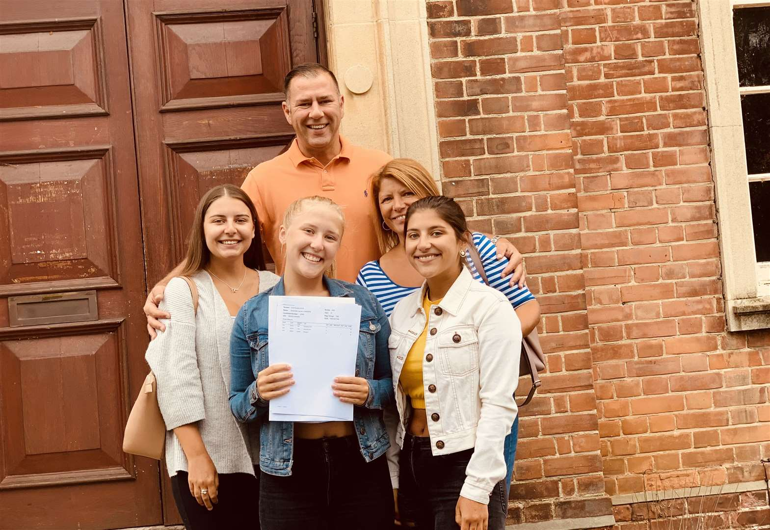 A-Level Results Day 2019: Downham Market Academy sixth form