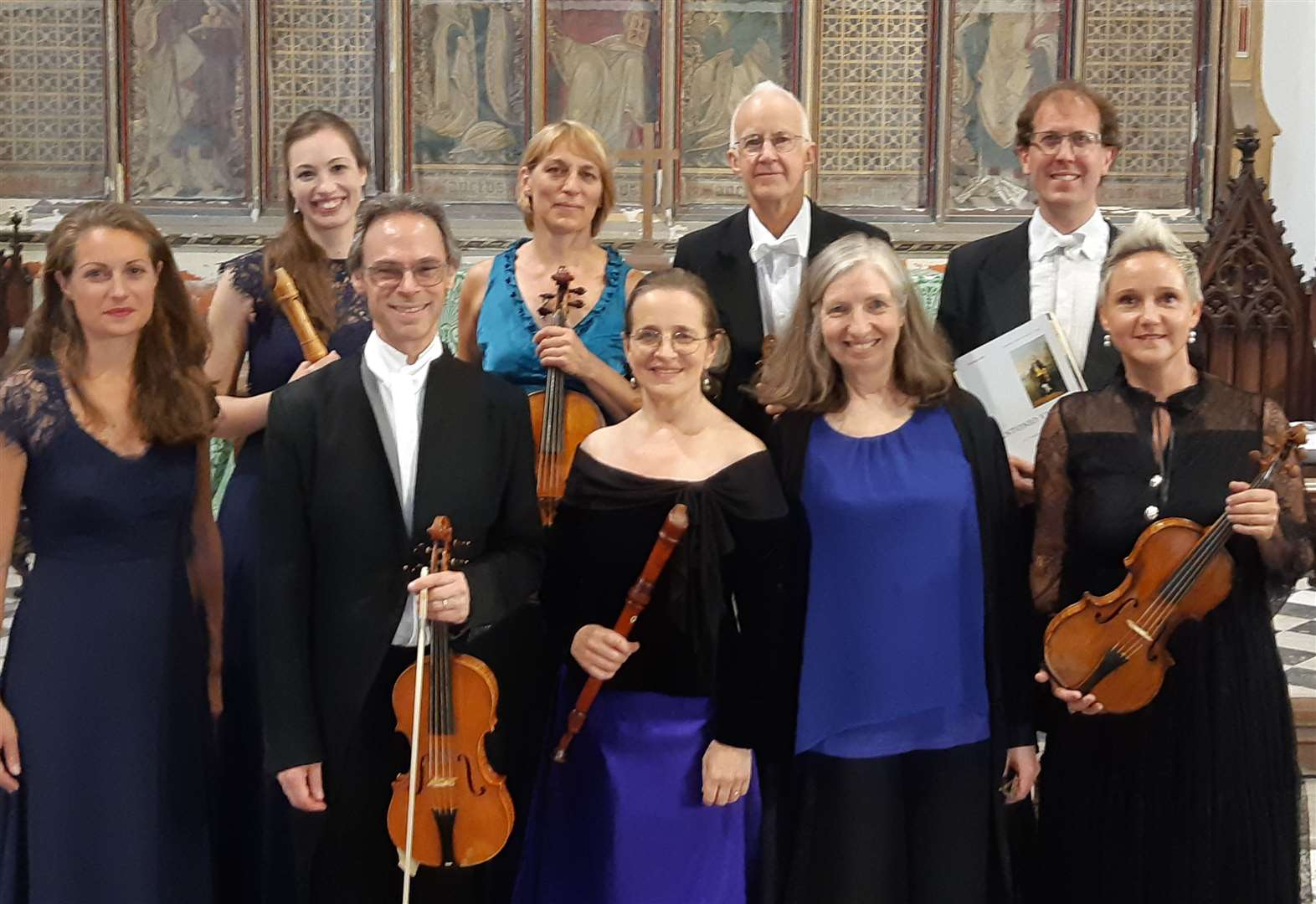 KING'S LYNN FESTIVAL: London Handel Players take galactic musical step for mankind