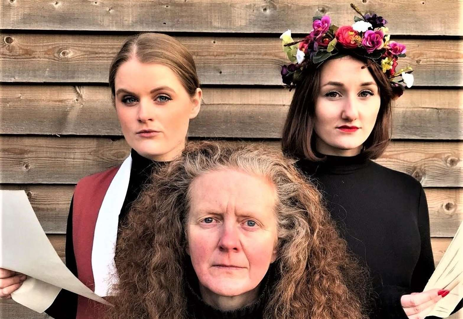 A Bard back-story at Westacre Theatre
