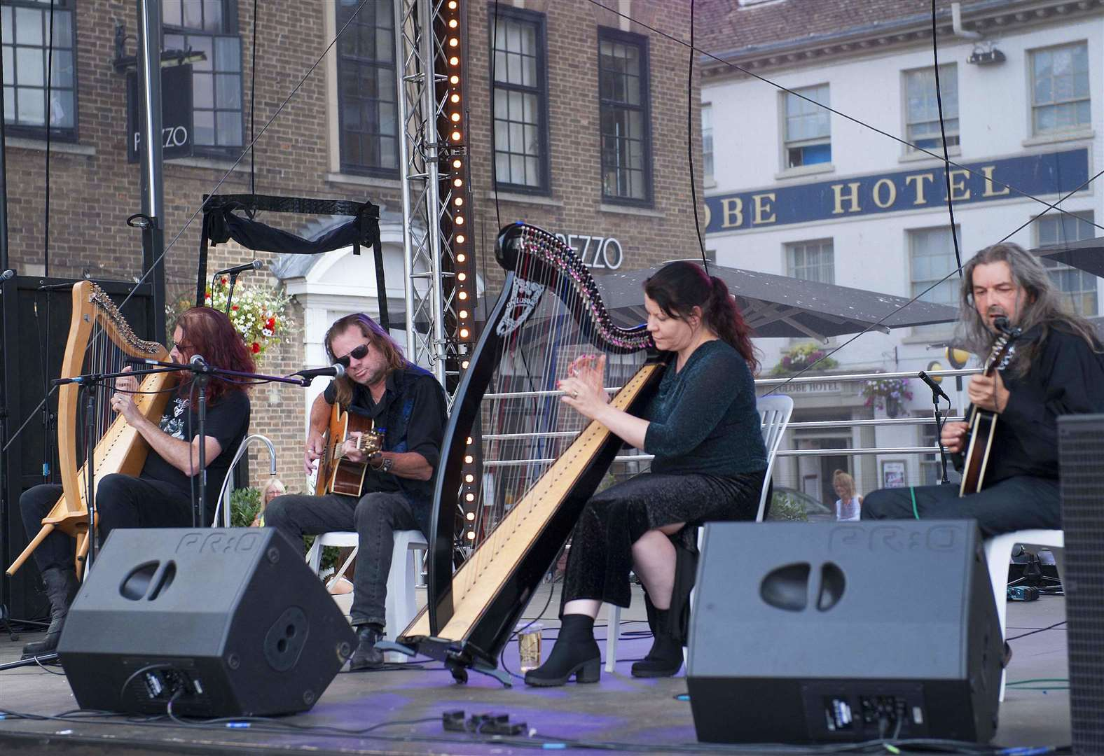 Music-lovers flock to The Folk in the Town in King's Lynn