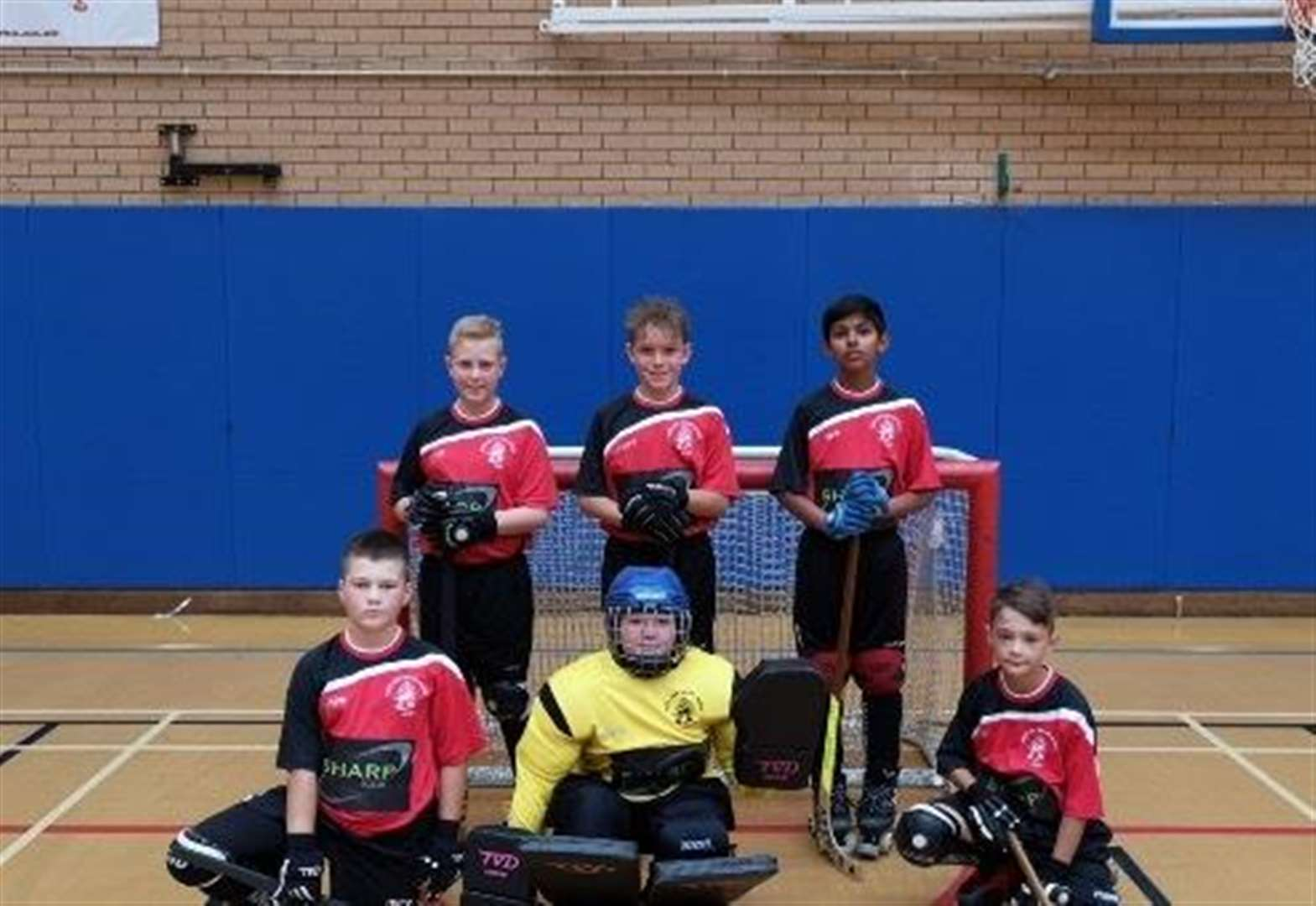 Lynn rink hockey youngsters begin new season