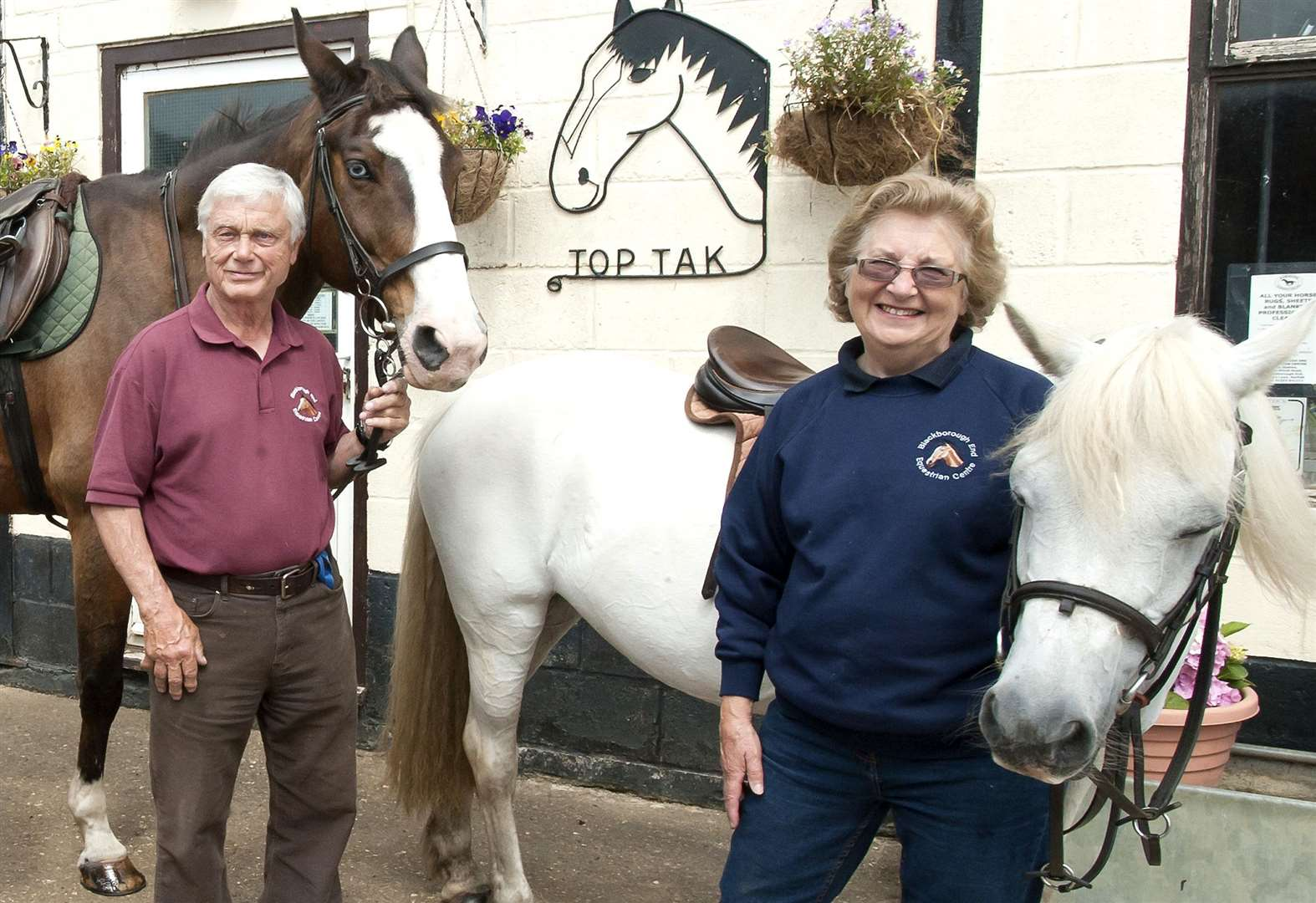 End of an era for a well-known West Norfolk equestrian centre used by thousands of riders