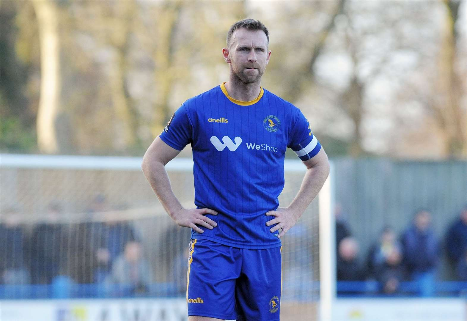 """You can't let any of these distractions affect the squad. We'll train this week and prepare for Saturday. It's another game we want to win."" - Linnets midfielder Ryan Jarvis on weekend clash against Bradford PA"