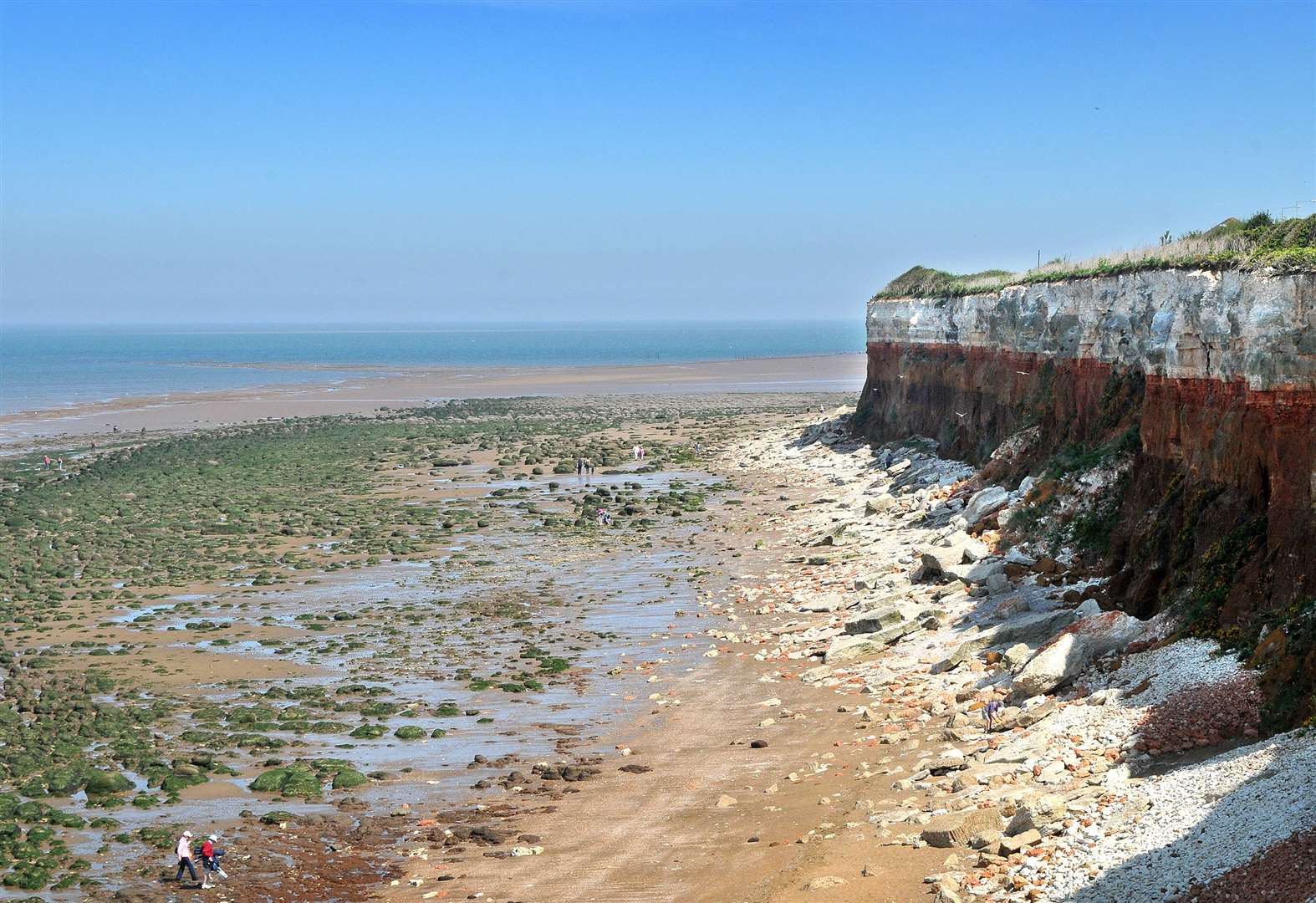 Plans to protect Hunstanton cliffs for the next 100 years set out
