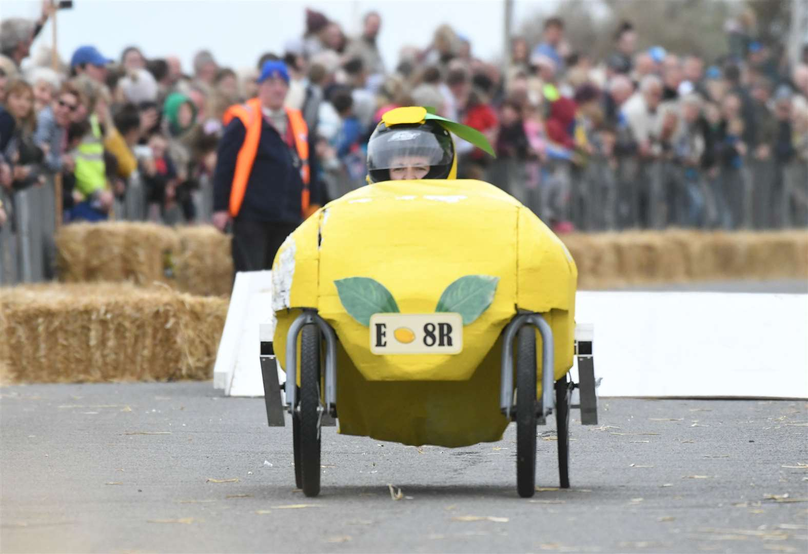 Hunstanton ready for Soap Box Derby day