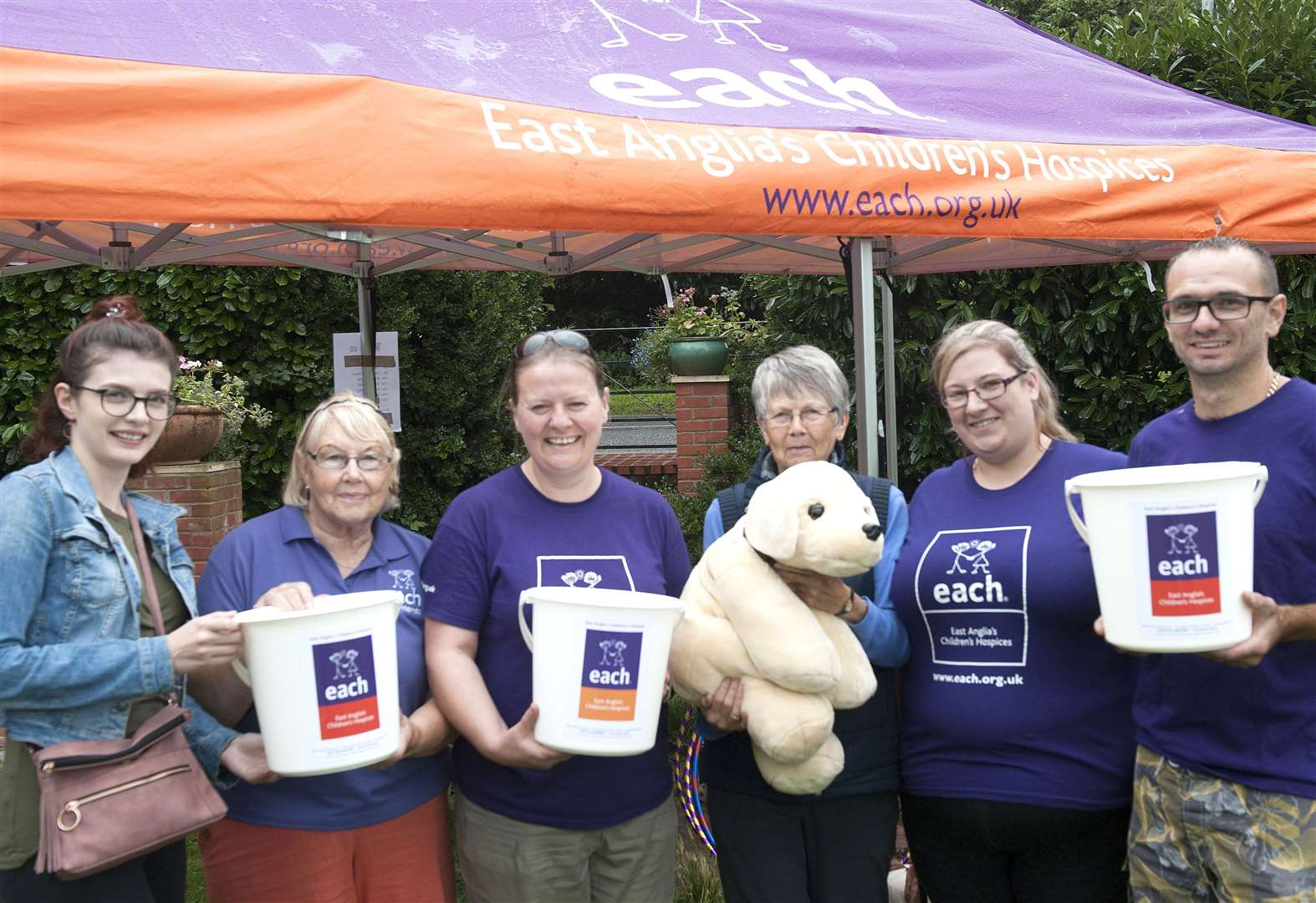Dersingham hotel's help for hospice cause