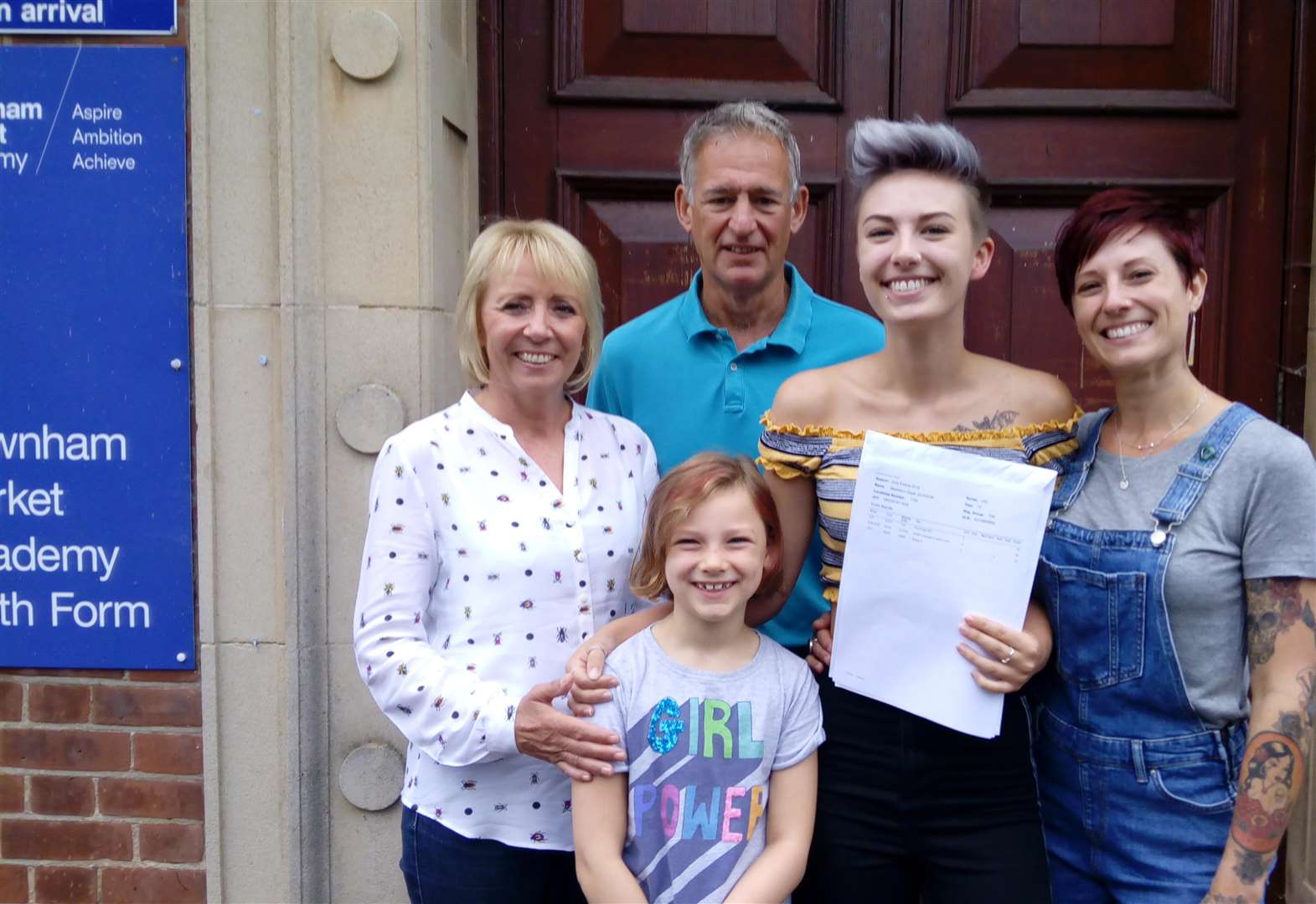 A-LEVELS 2018: Family joy as Downham student secures Cambridge place
