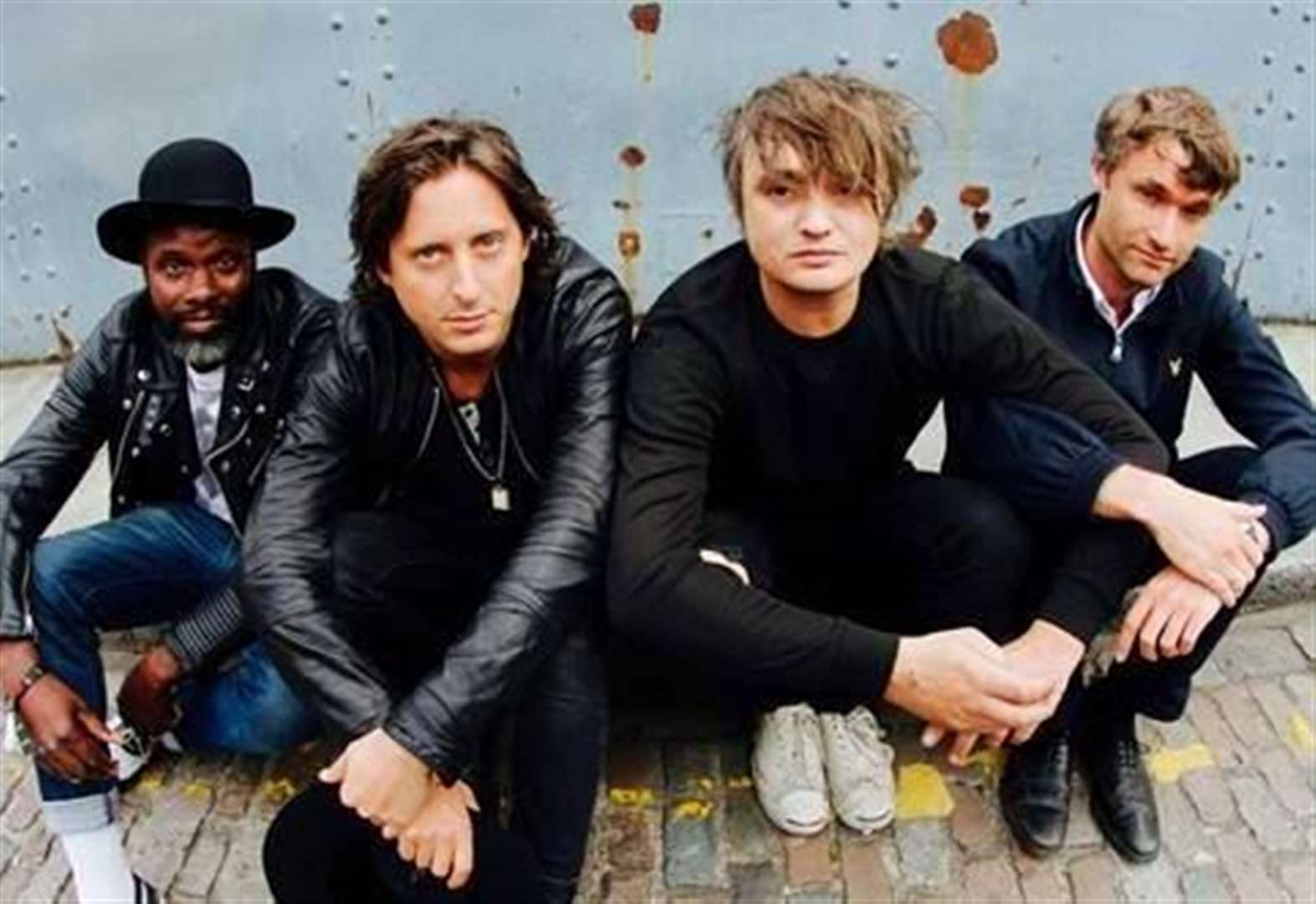 The Libertines to join The Streets when performing in Norfolk in May