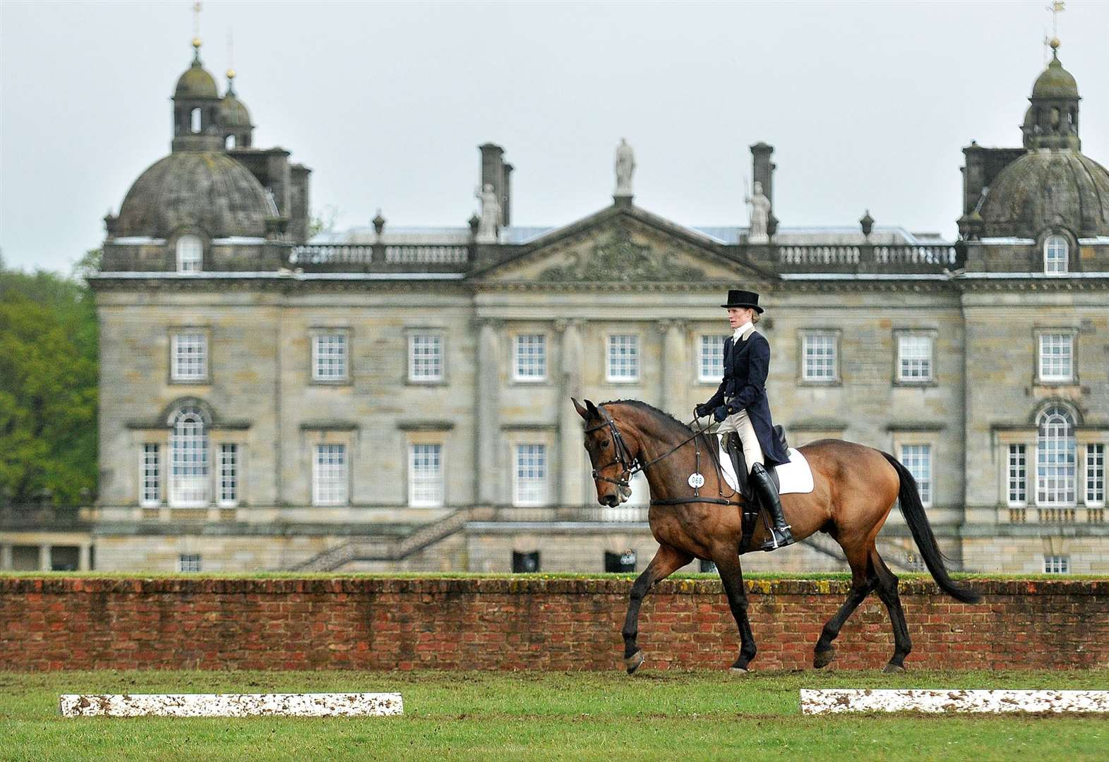 Top teams lining-up at Houghton's international horse trials