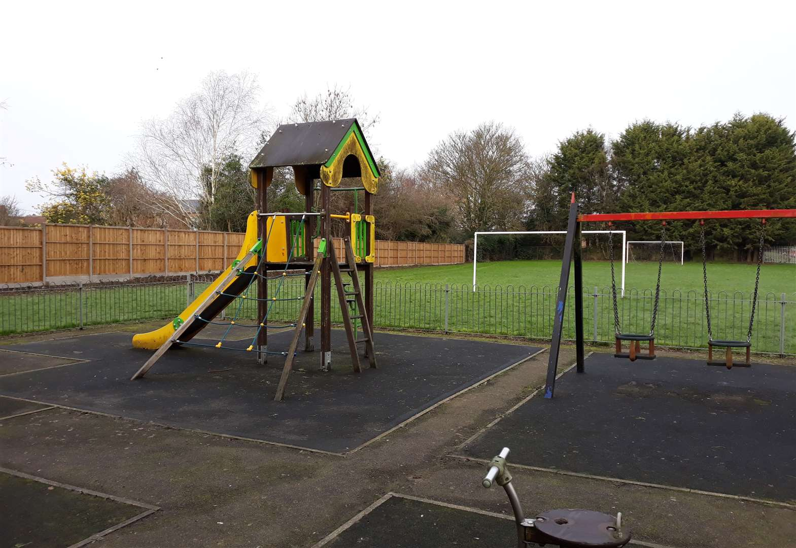 Play area to receive makeover thanks to £24,000 grant