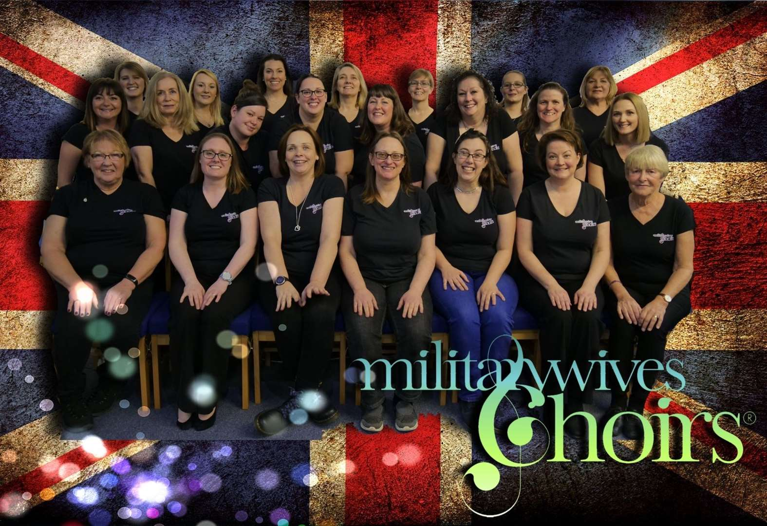 Exciting time for Marham Military Wives Choir as Lionsgate film hits the big screen