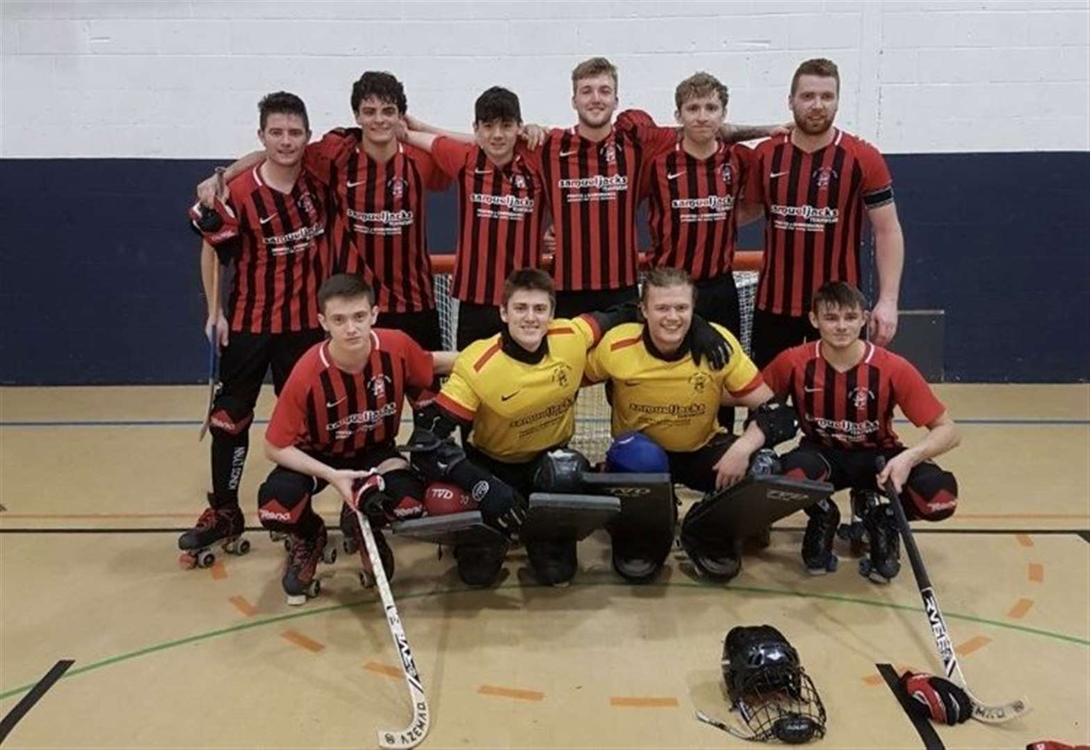King's Lynn rink hockey players close in on league and cup double