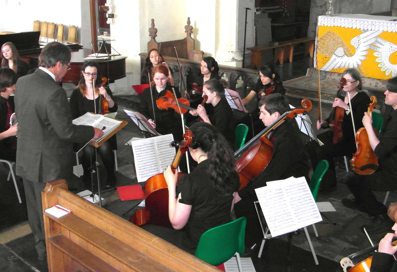 West Norfolk Jubilee Youth Orchestra to hold open evening