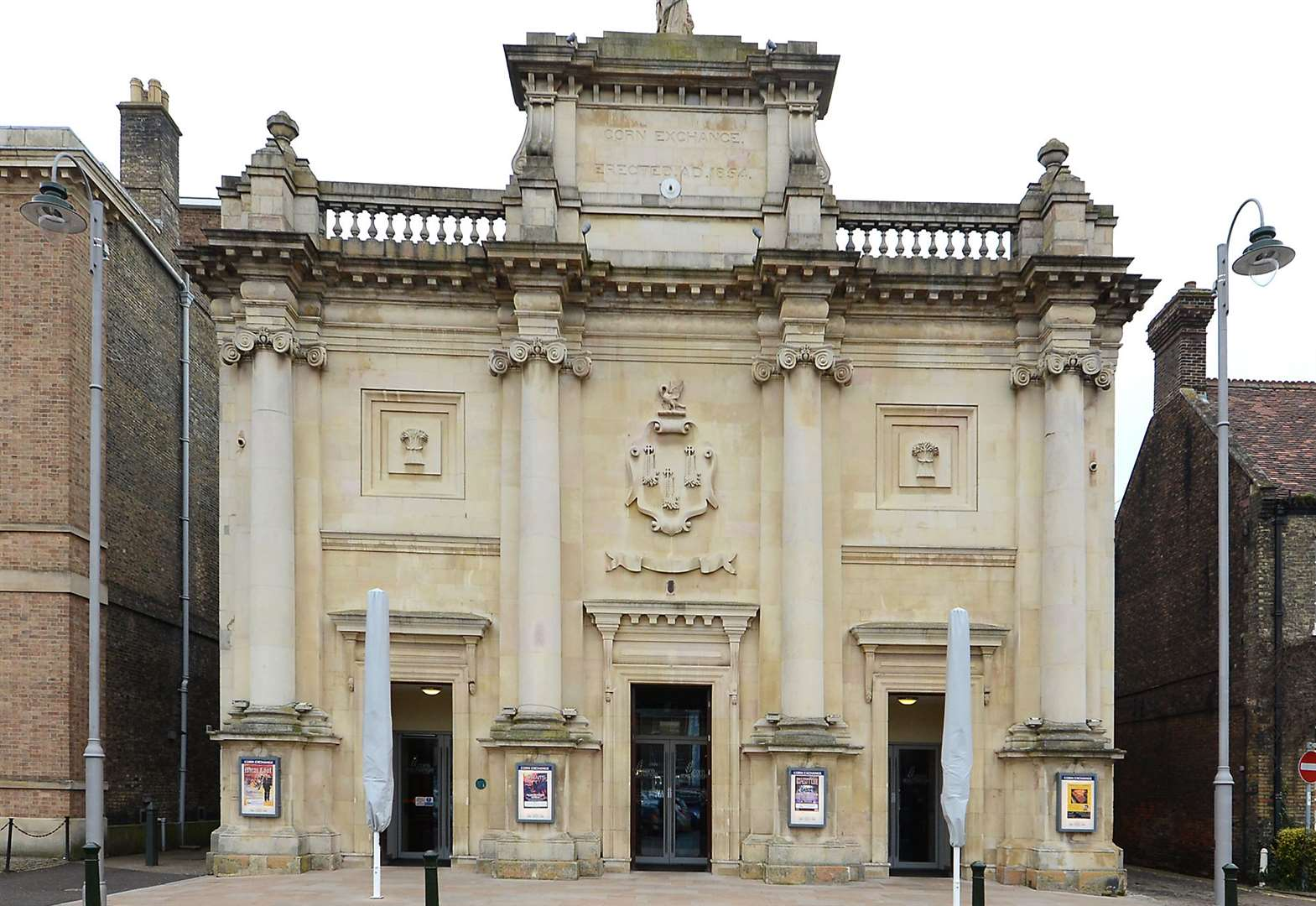 King's Lynn Corn Exchange cinema plans submitted