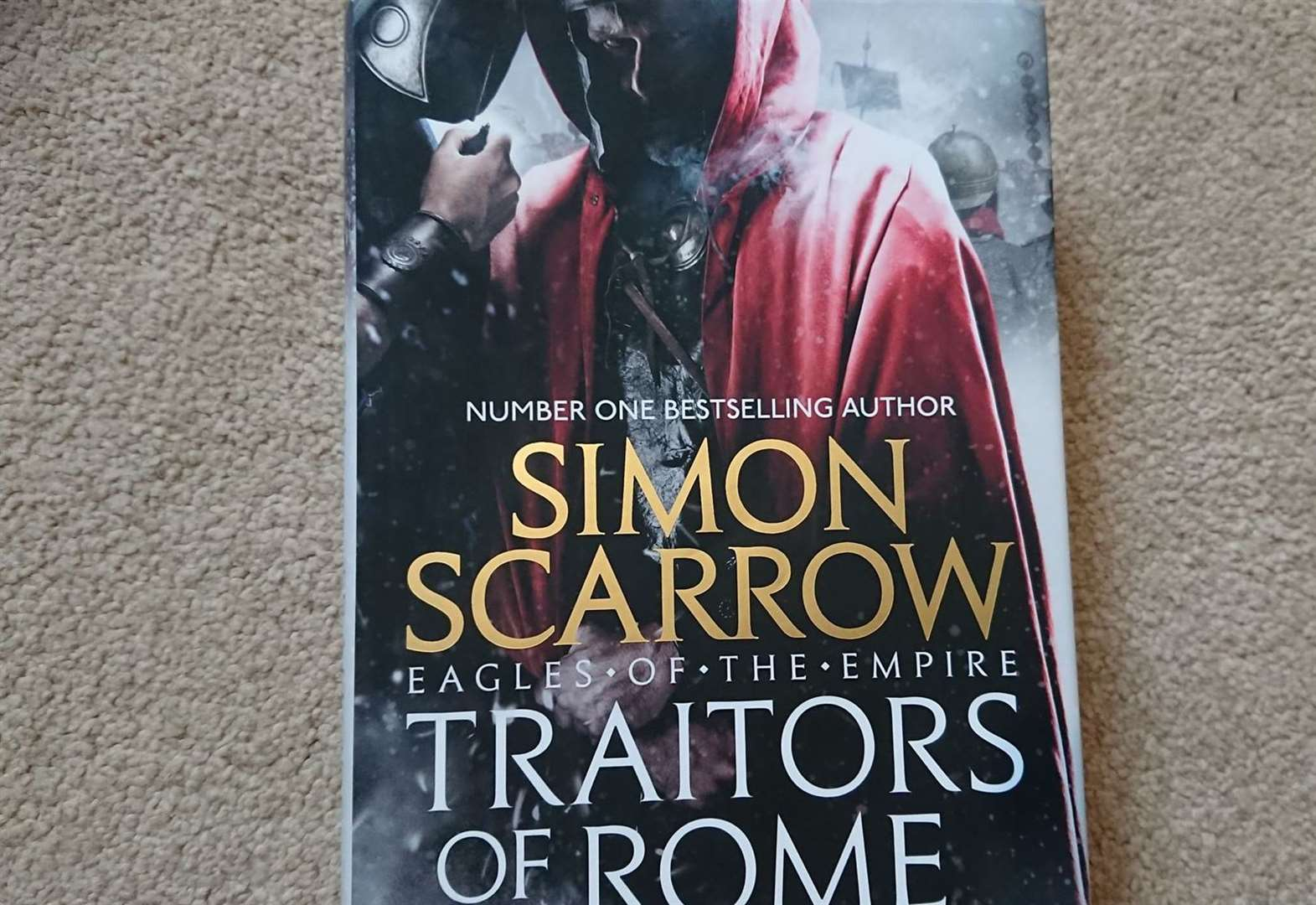 Traitors of Rome, by Simon Scarrow review