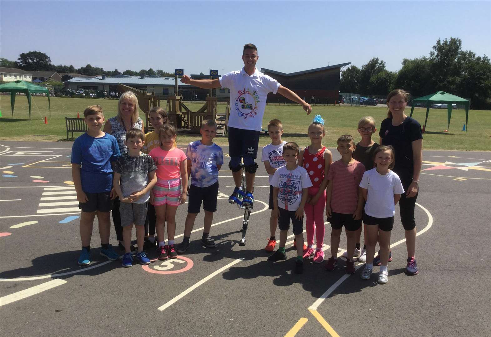 Promoting healthy lifestyles at Fairstead Primary and Nursery School