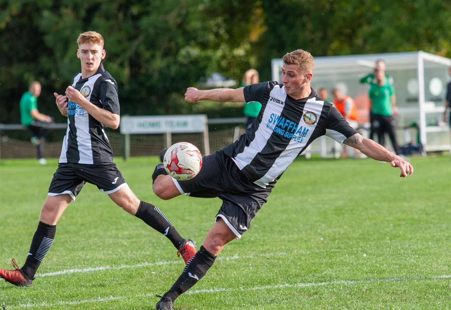 Two late goals see Swaffham Town through in FA Vase