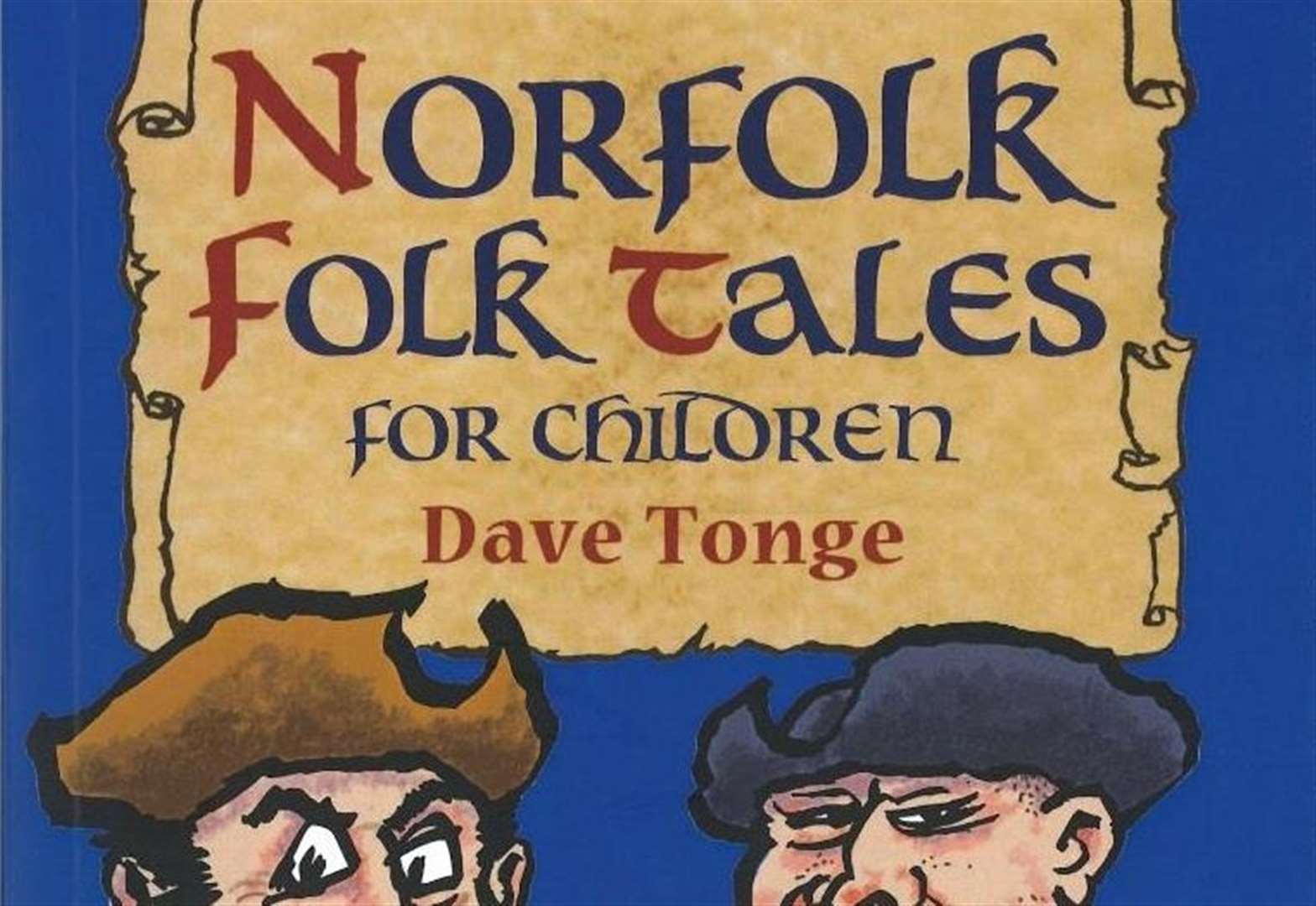 Swaffham features in book on folk tales