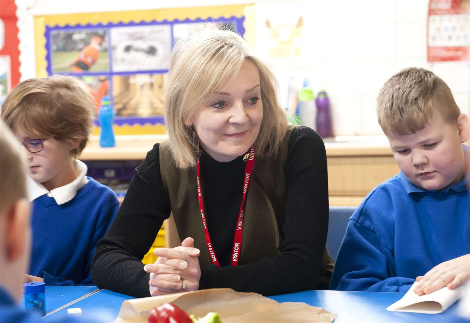 South West Norfolk MP 'impressed' after visit to primary schools