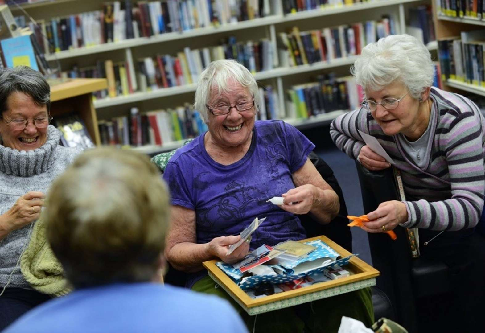 Libraries to hold greatest Great Get Together yet