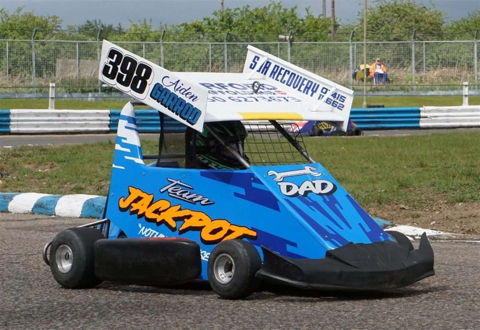 Karts to race at Swaffham for regional title