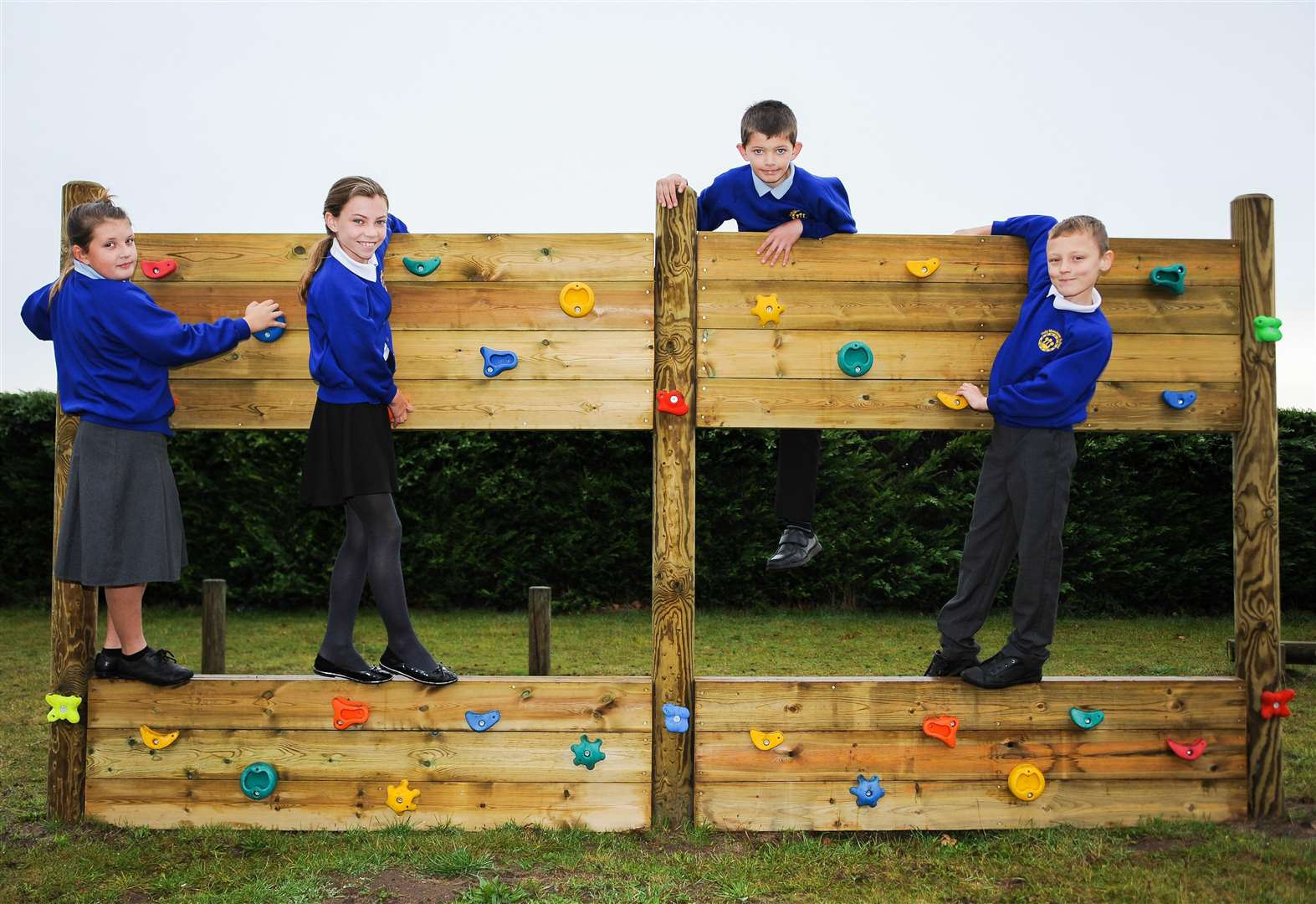 Making playtime more enjoyable for West Norfolk school