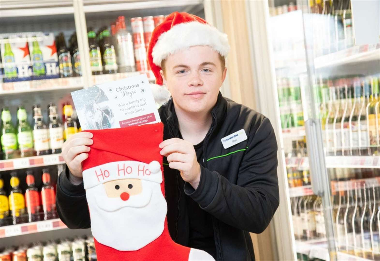 Retailer with stores in West Norfolk launches competition to win a trip to Lapland worth £4,000