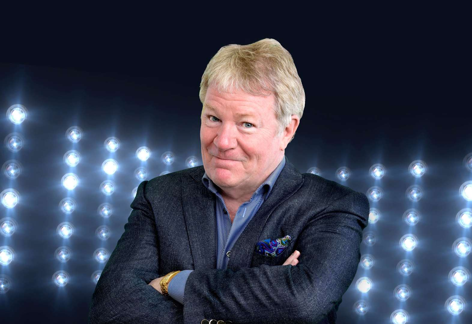 Jim Davidson to bring his antidote on Politcal Correctness to theatre