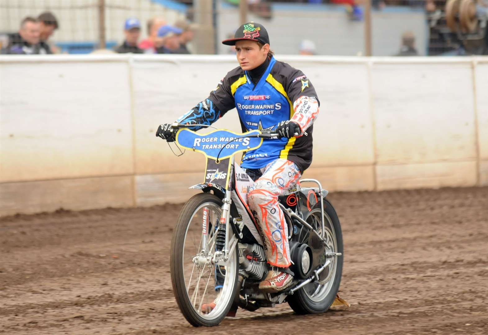 King's Lynn Stars bring Danish ace to Adrian Flux Arena